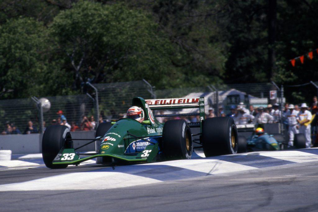 1991 Jordan F1