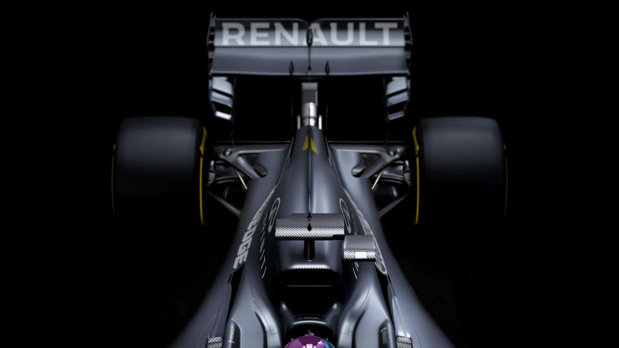 Renault 2020 F1 teaser