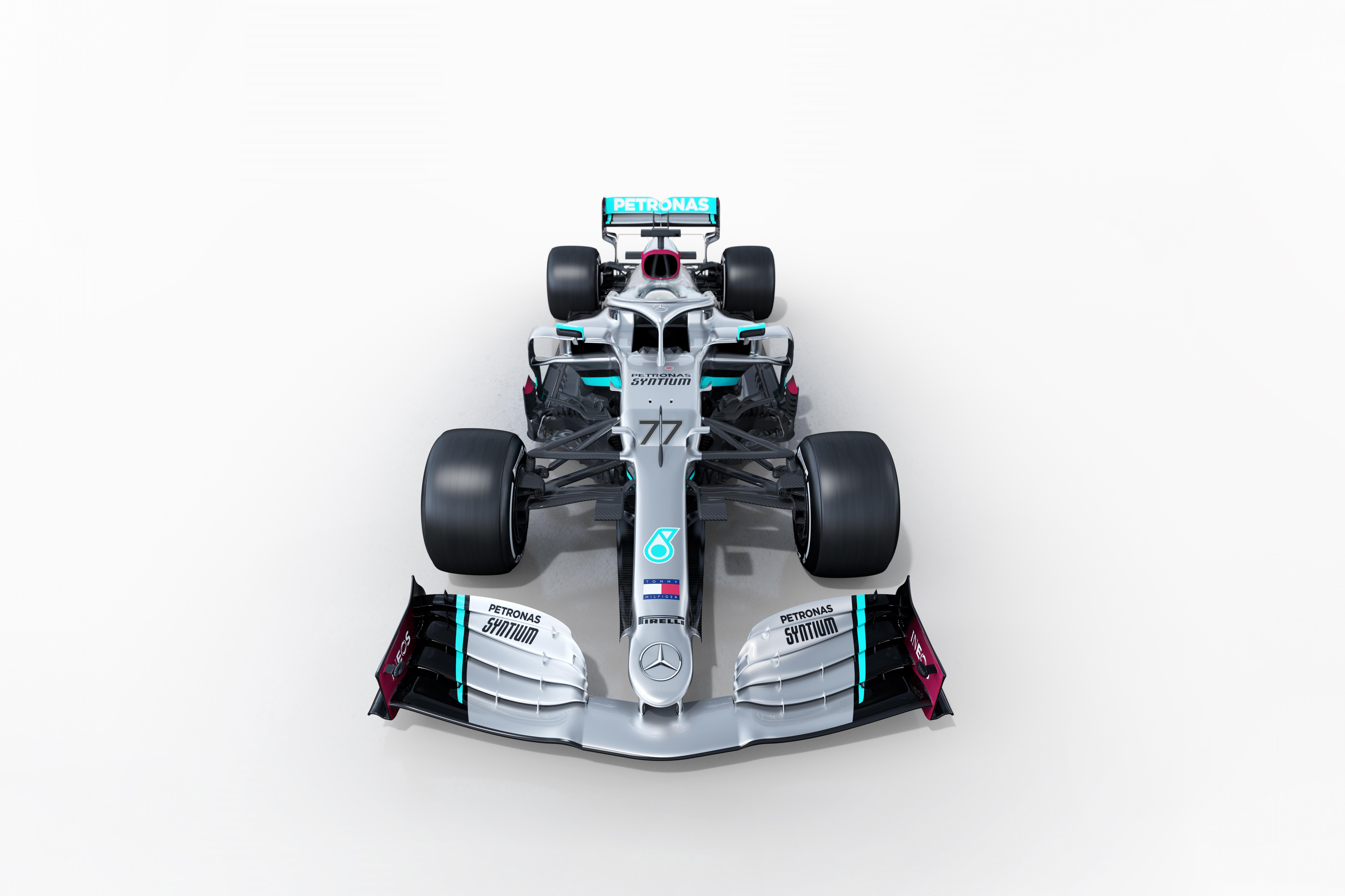 Mercedes 2020 F1 car