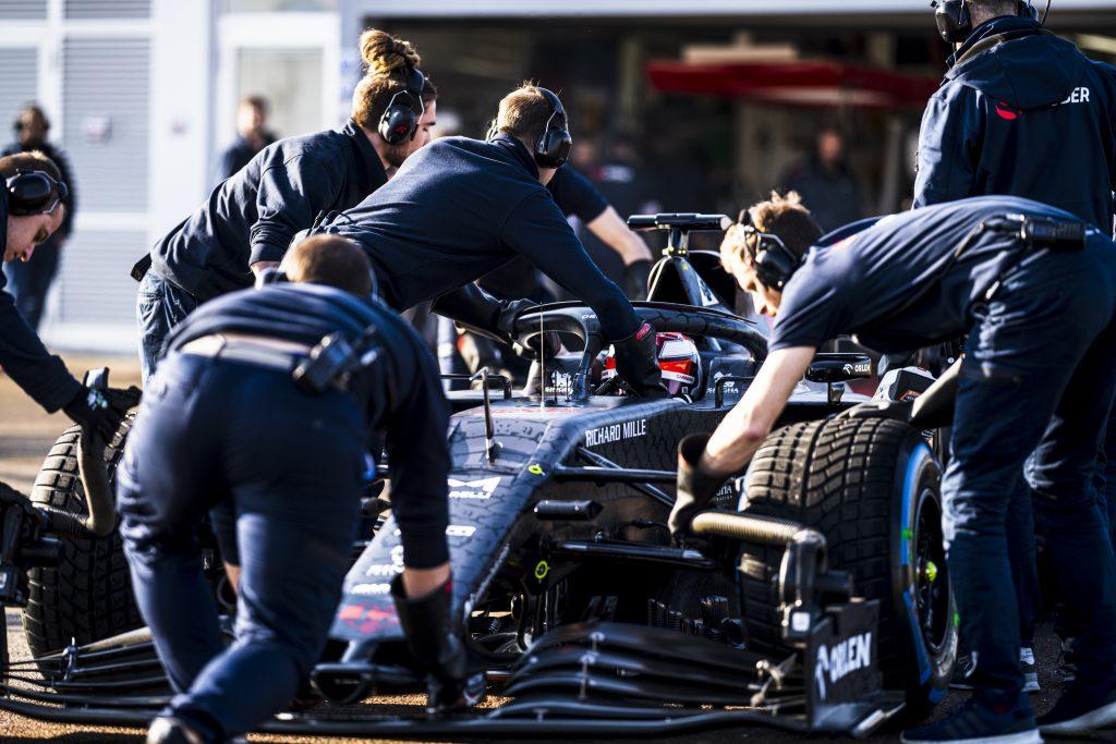 Kimi Raikkonen Alfa Romeo F1 2020