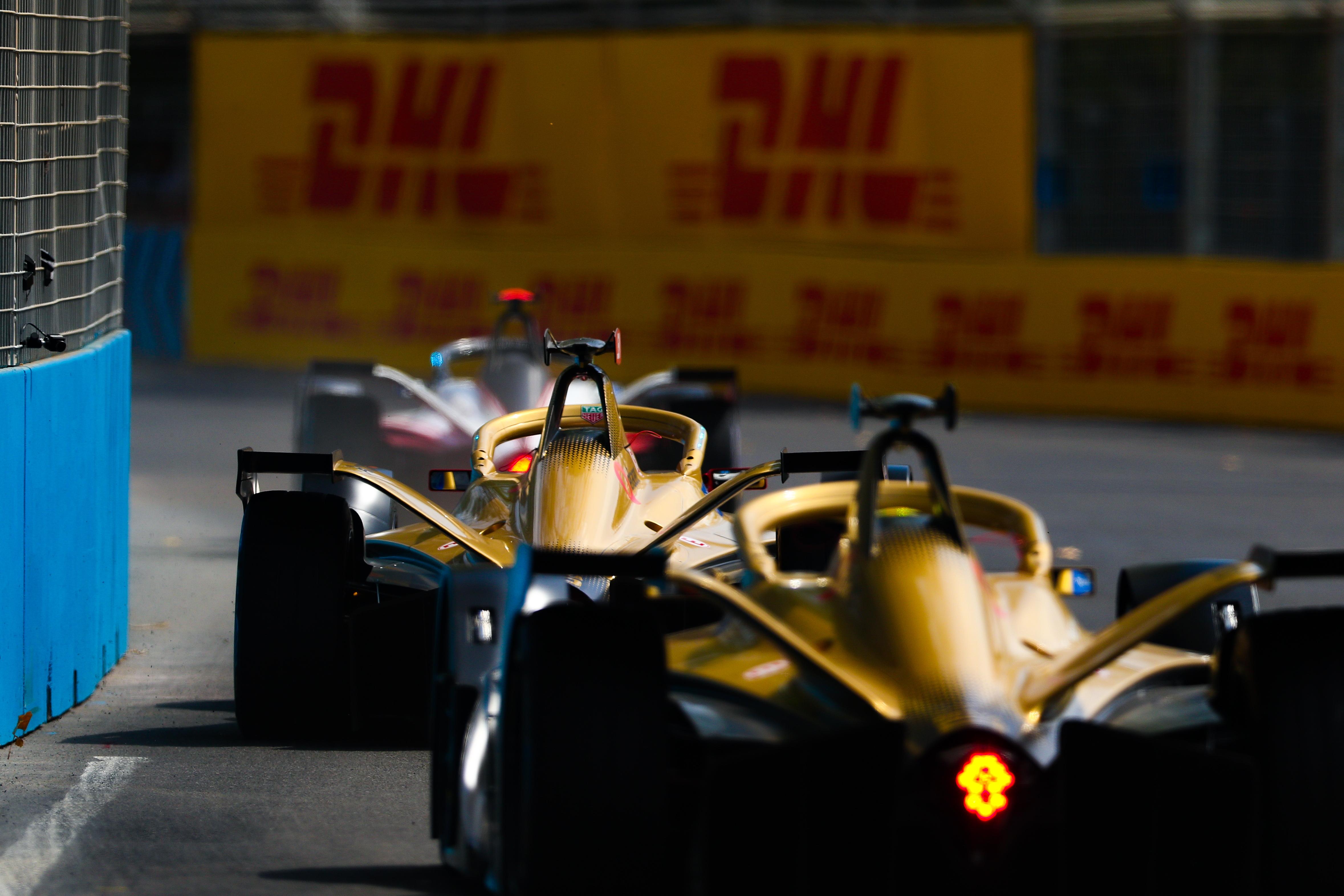 DS Techeetah Santiago Formula E 2020
