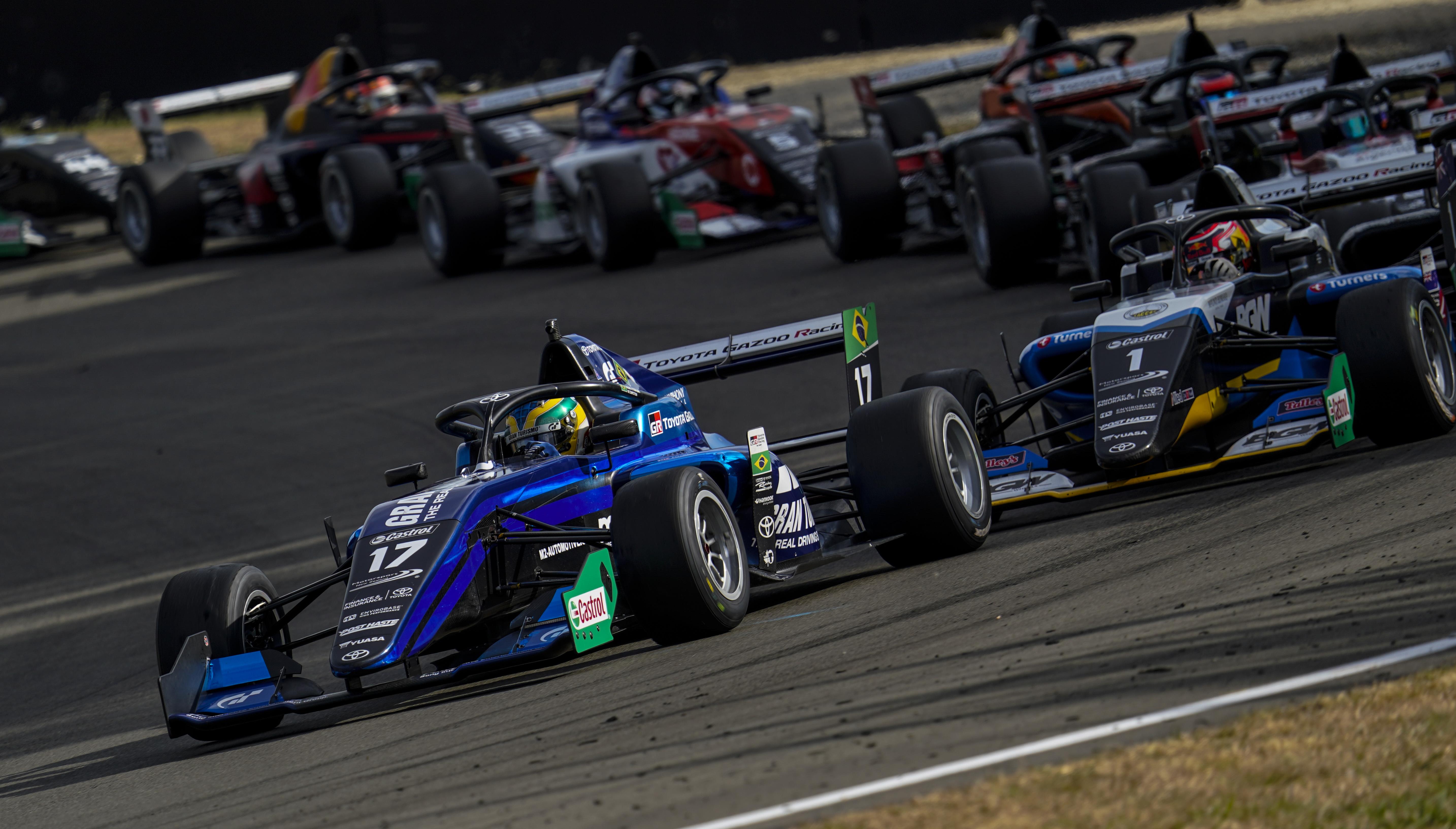 Igor Fraga Toyota Racing Series
