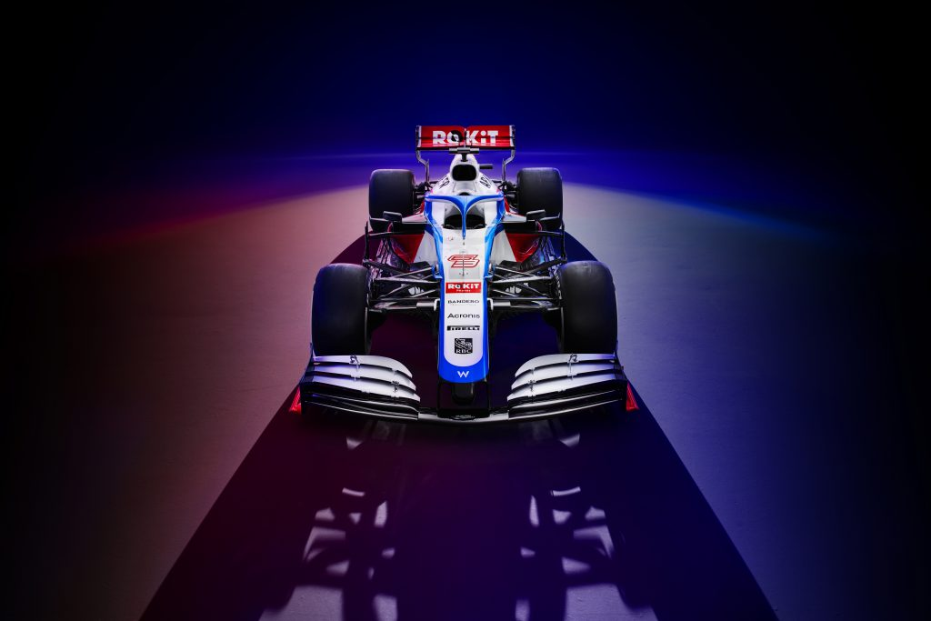 2020 Williams F1 car