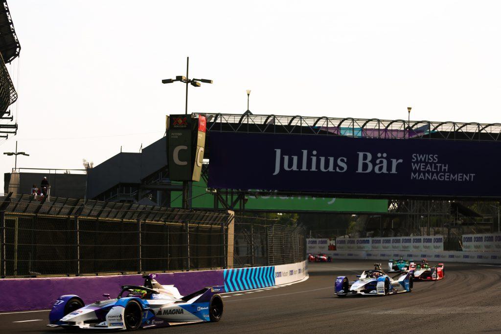 Alexander Sims BMW Mexico City Formula E 2020