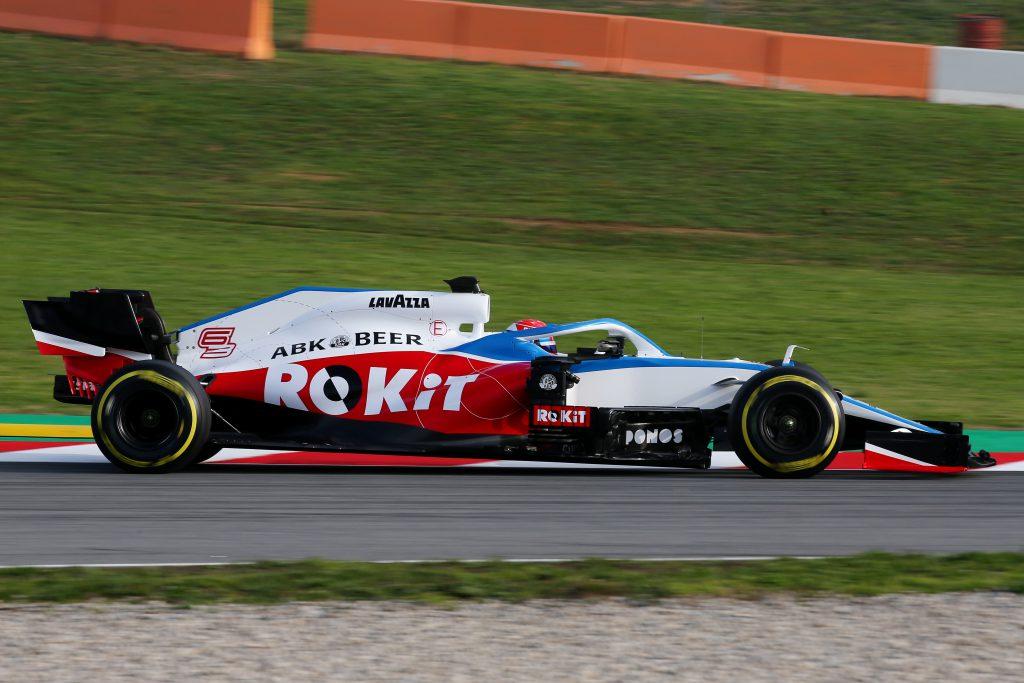 Williams 2020 F1 car