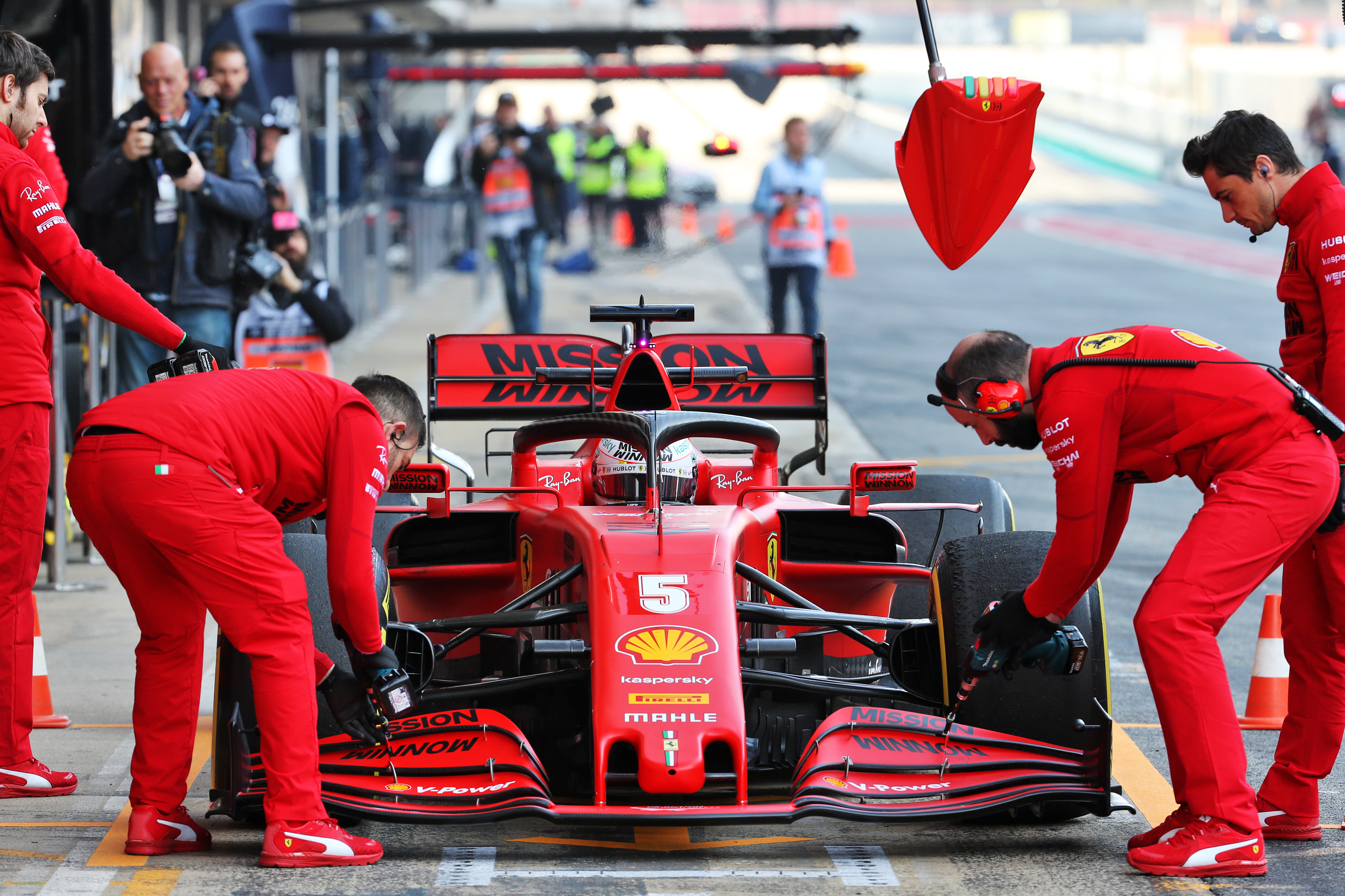 Why Ferrari S Troubled Start Is Real The Race