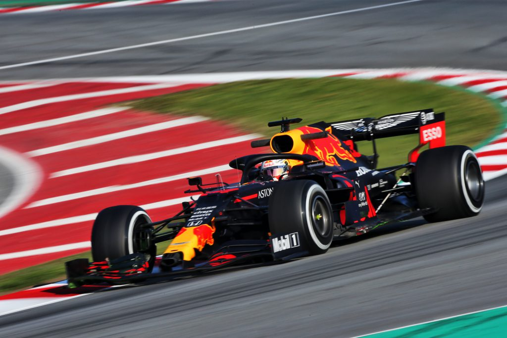 Red Bull the standout car - Gary Anderson's trackside ...