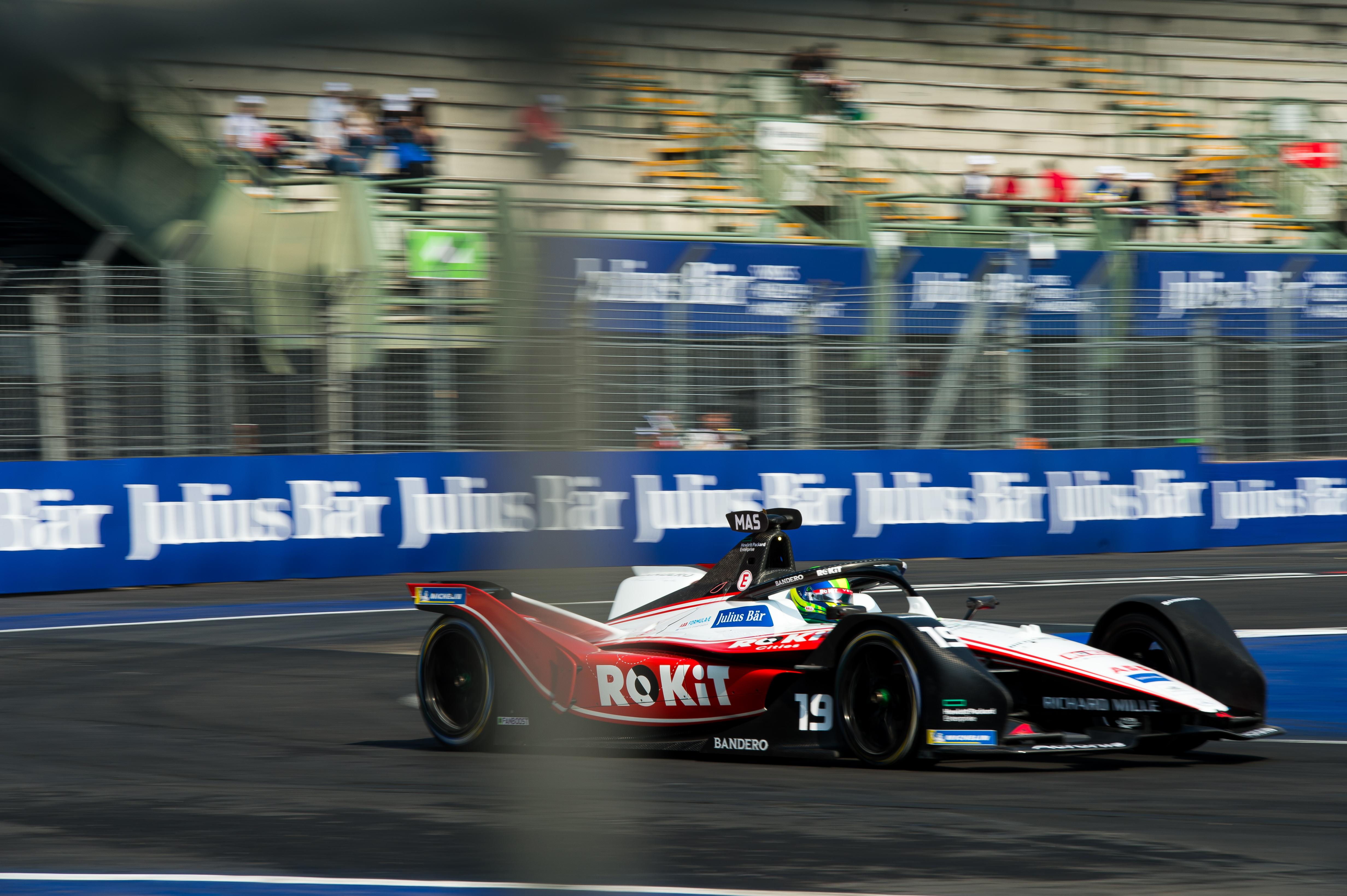 Felipe Massa Venturi Mexico City Formula E 2020