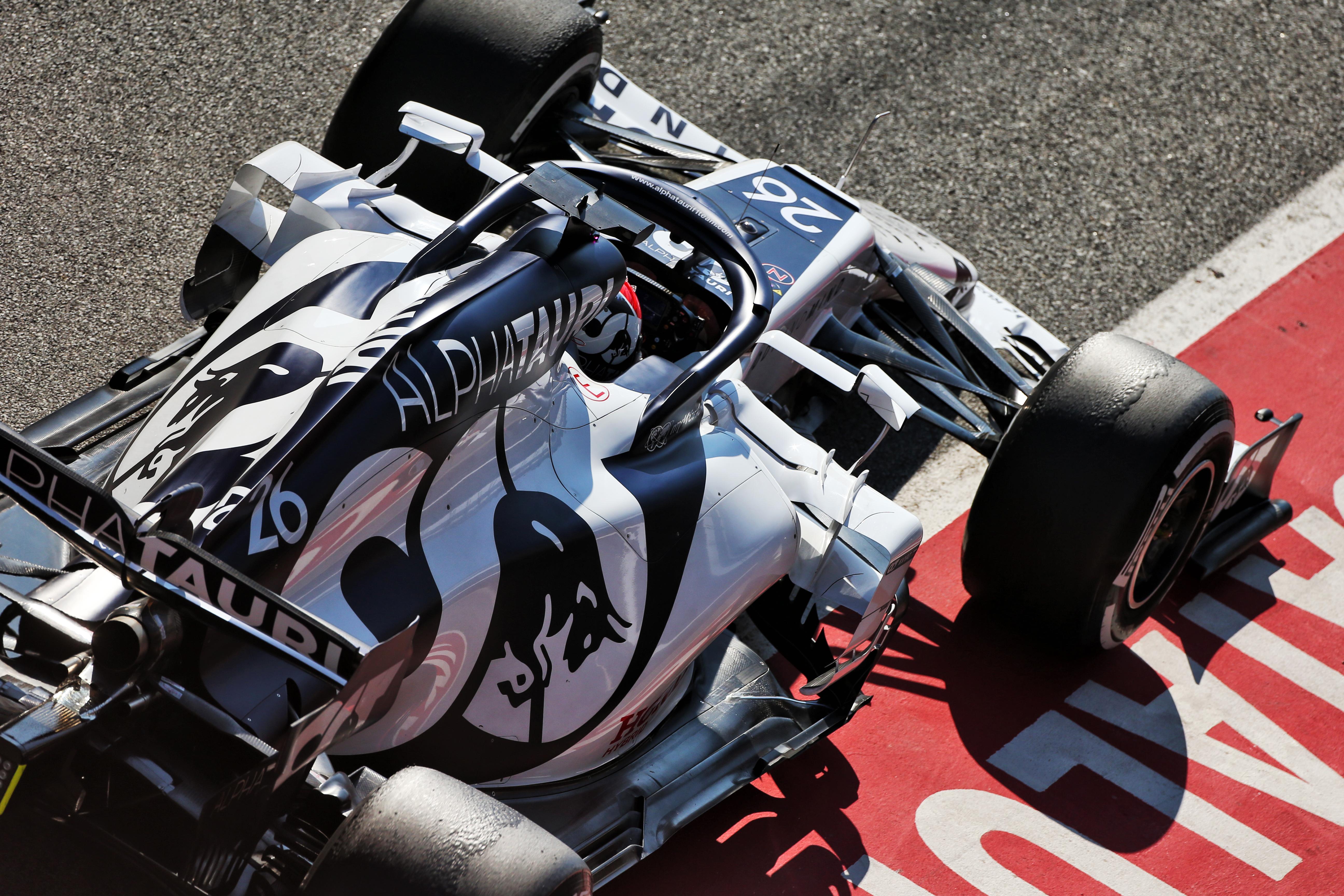 Motor Racing Formula One Testing Test One Day 3 Barcelona, Spain