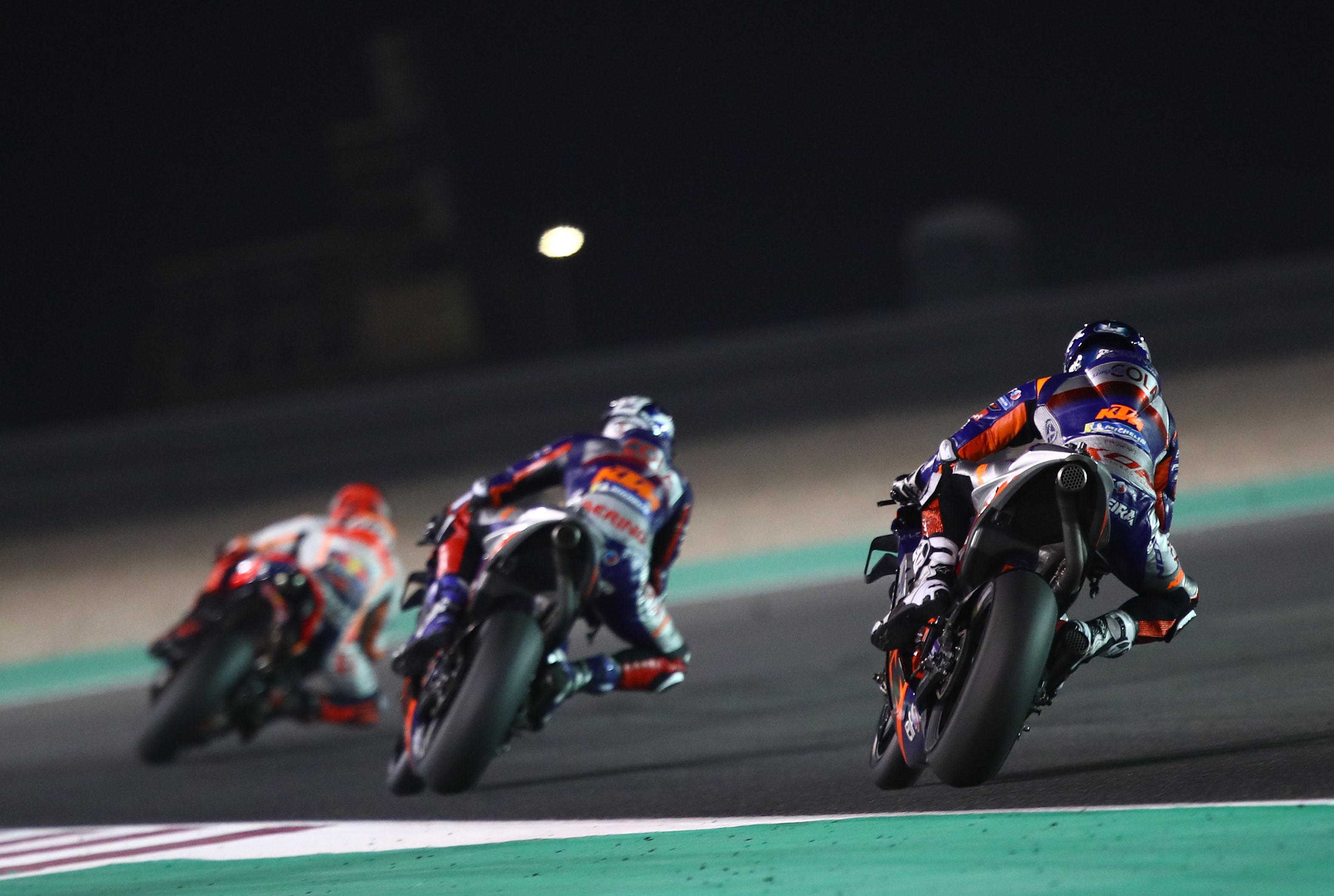 Qatar MotoGP test