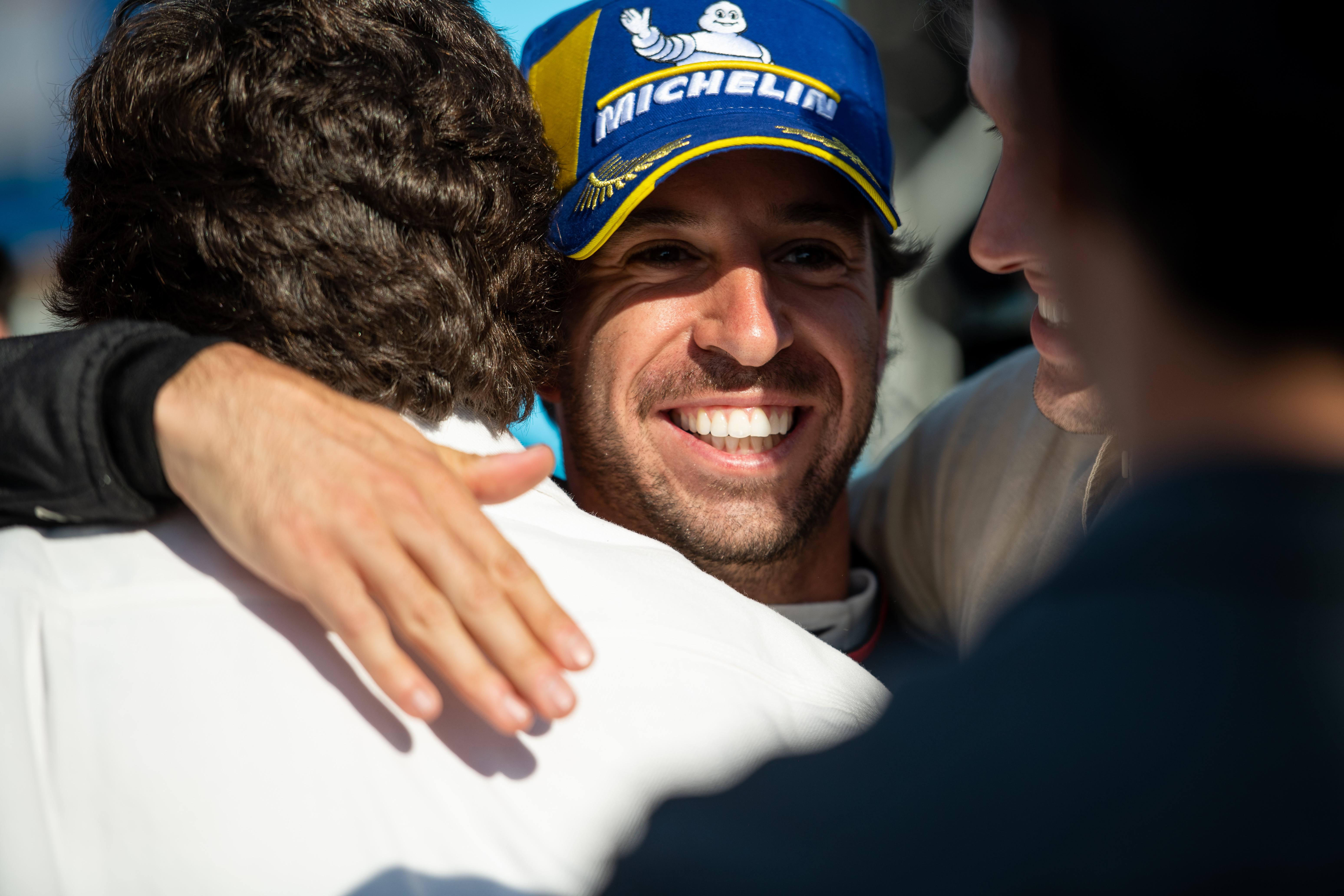 Antonio Felix da Costa DS Techeetah Marrakesh Formula E 2020