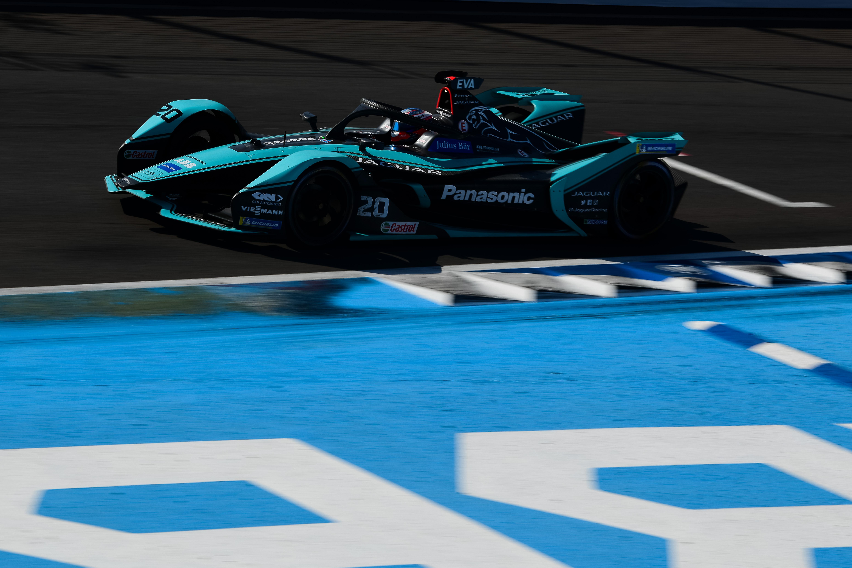 Mitch Evans Jaguar Formula E Marrakesh 2020