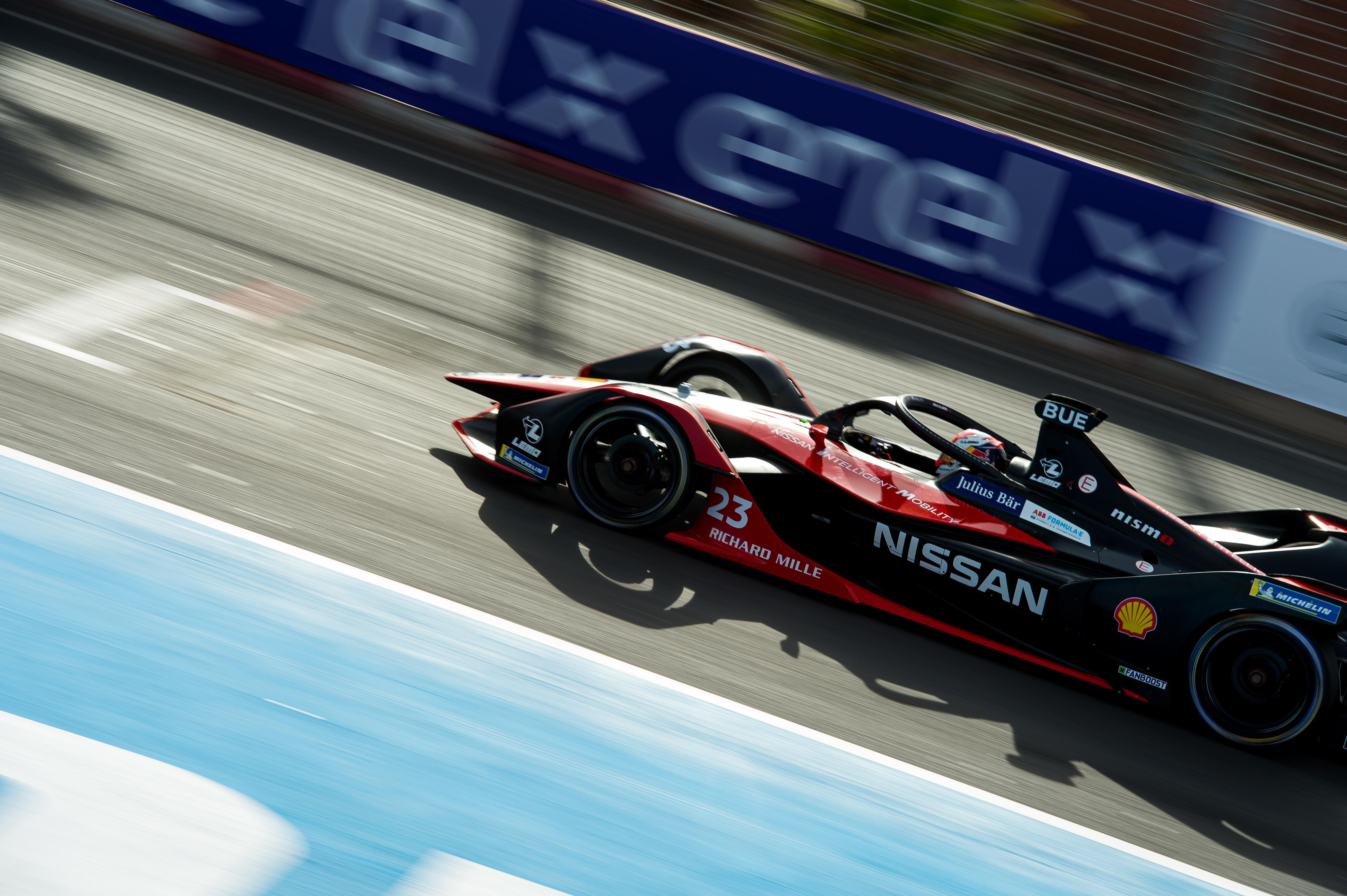 Nissan Formula E Marrakesh 2020