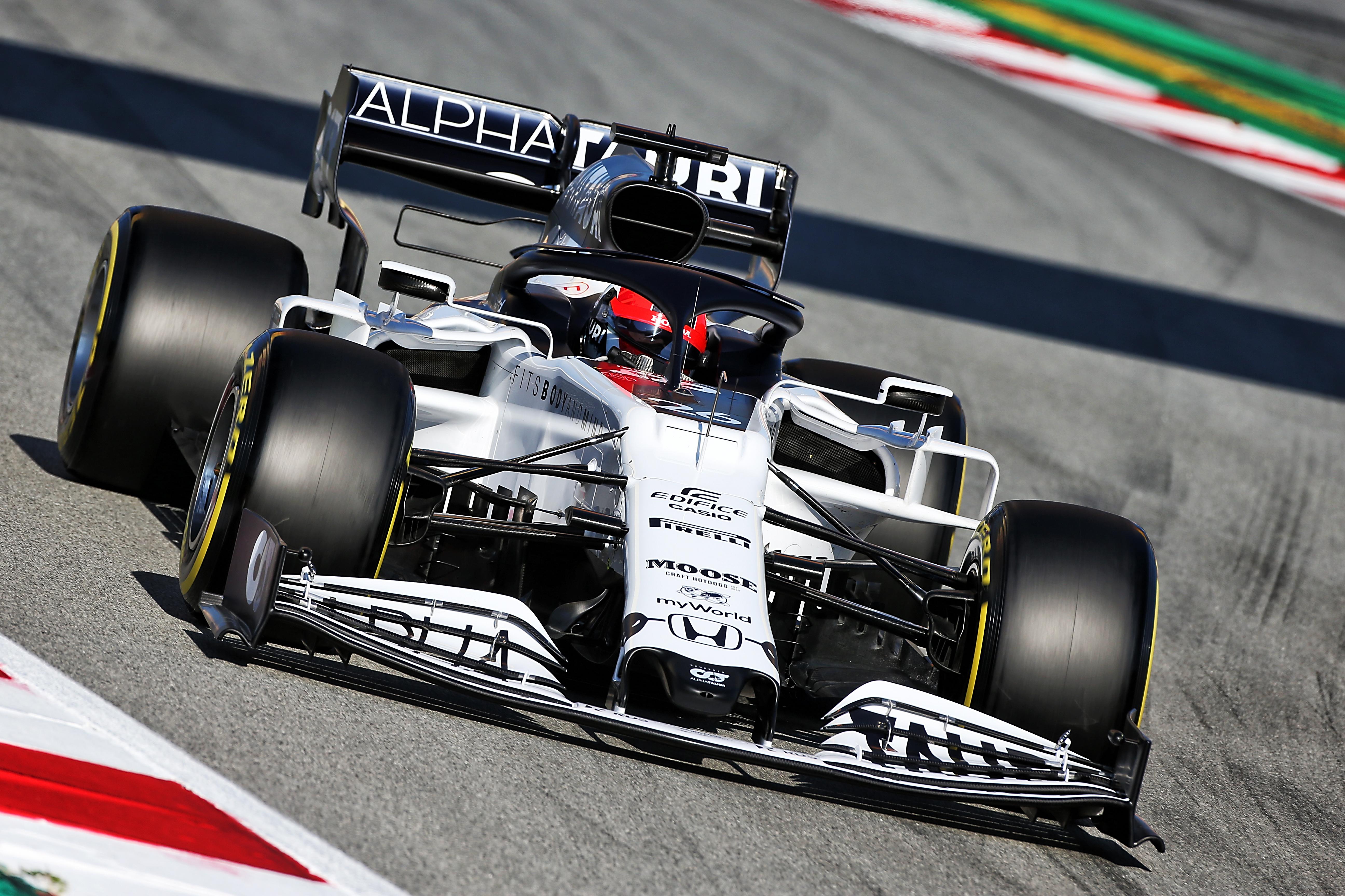 Alphatauri Fighting For What Toro Rosso Never Got Test Verdict The Race