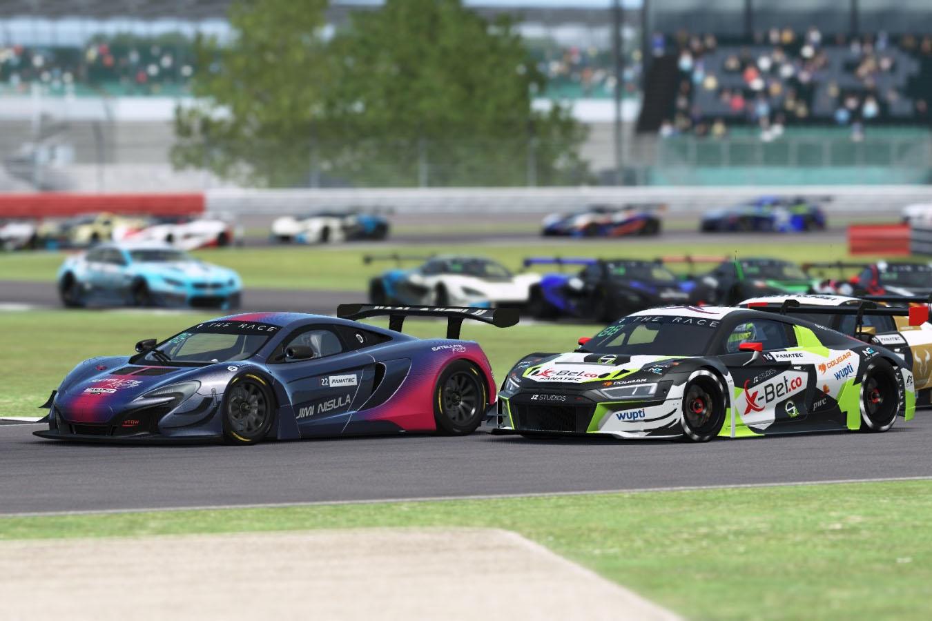 Gtpro Series The Race 6