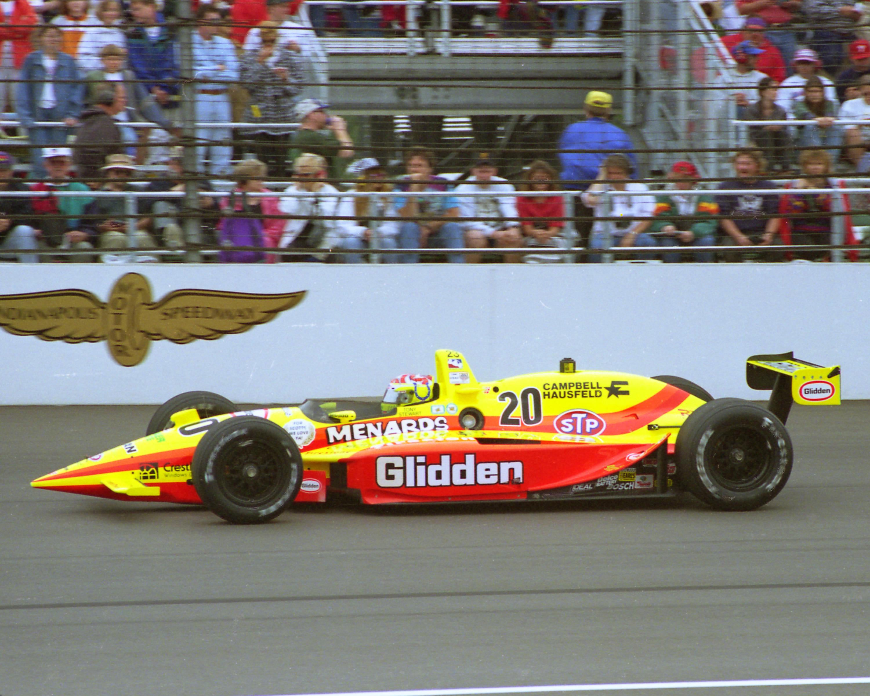 Tony Stewart Indianapolis 500 1996