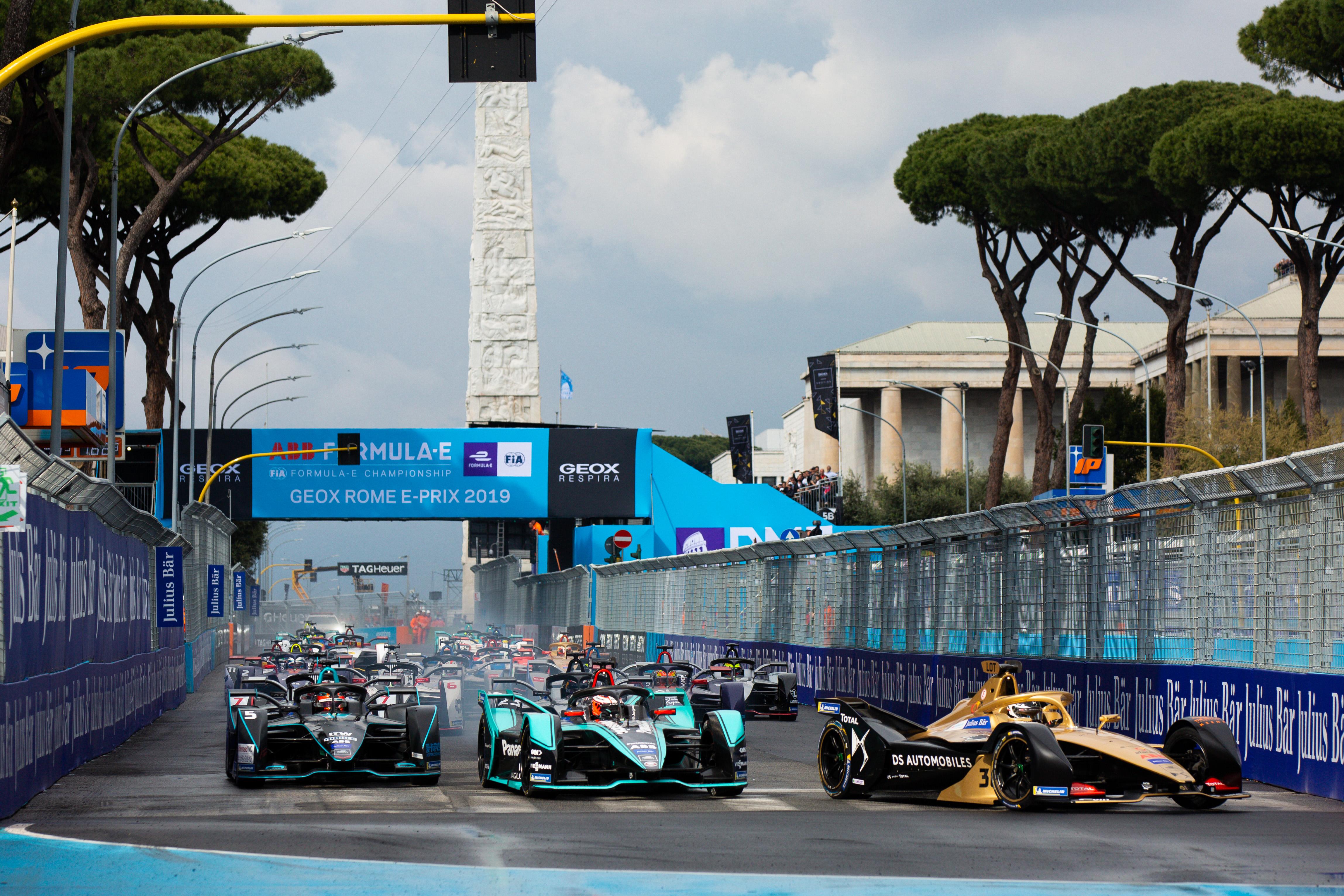 Rome Formula E 2019