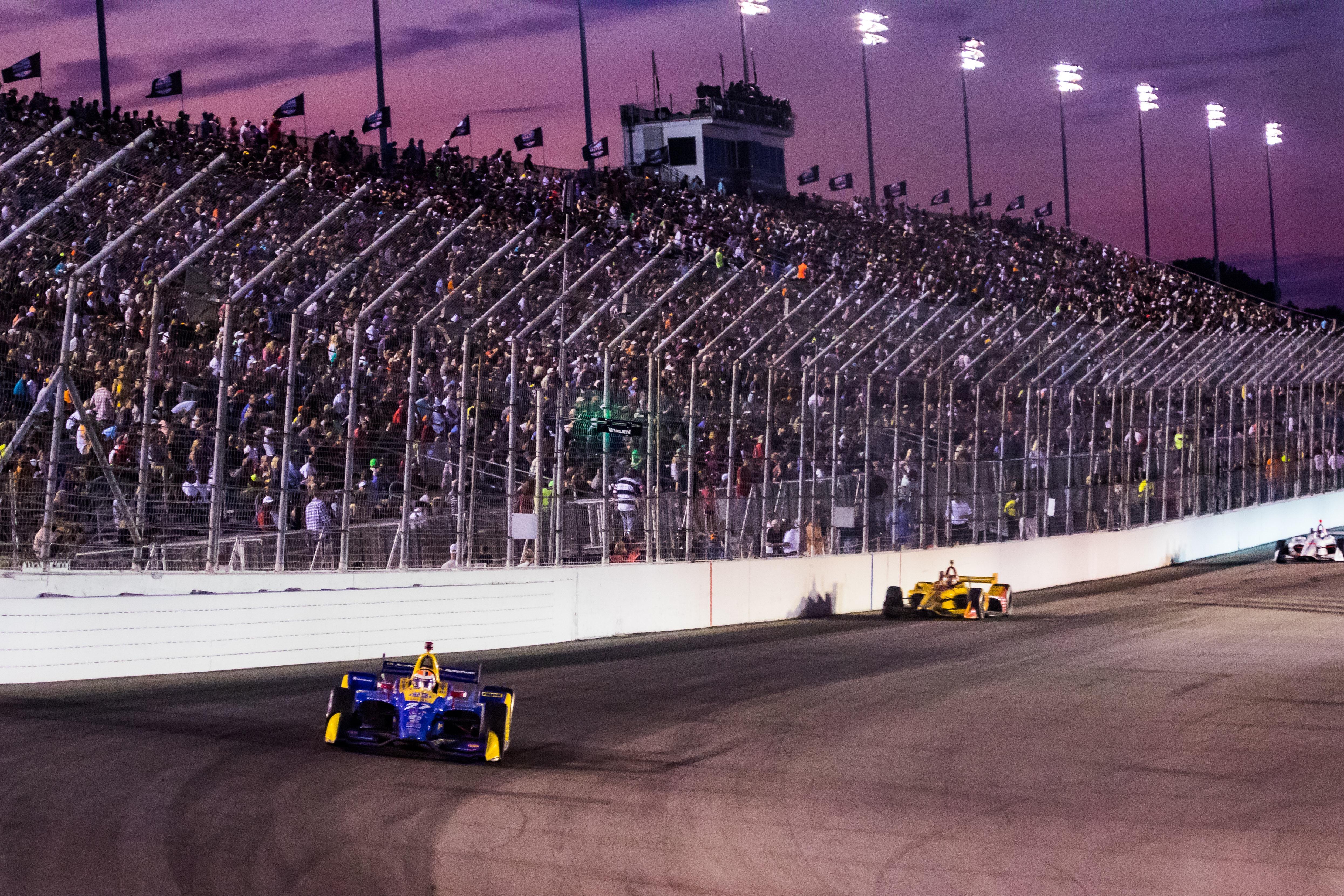 Alexander Rossi Gateway IndyCar 2019