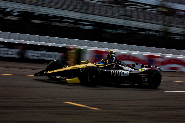 Marcus Ericsson IndyCar 2019