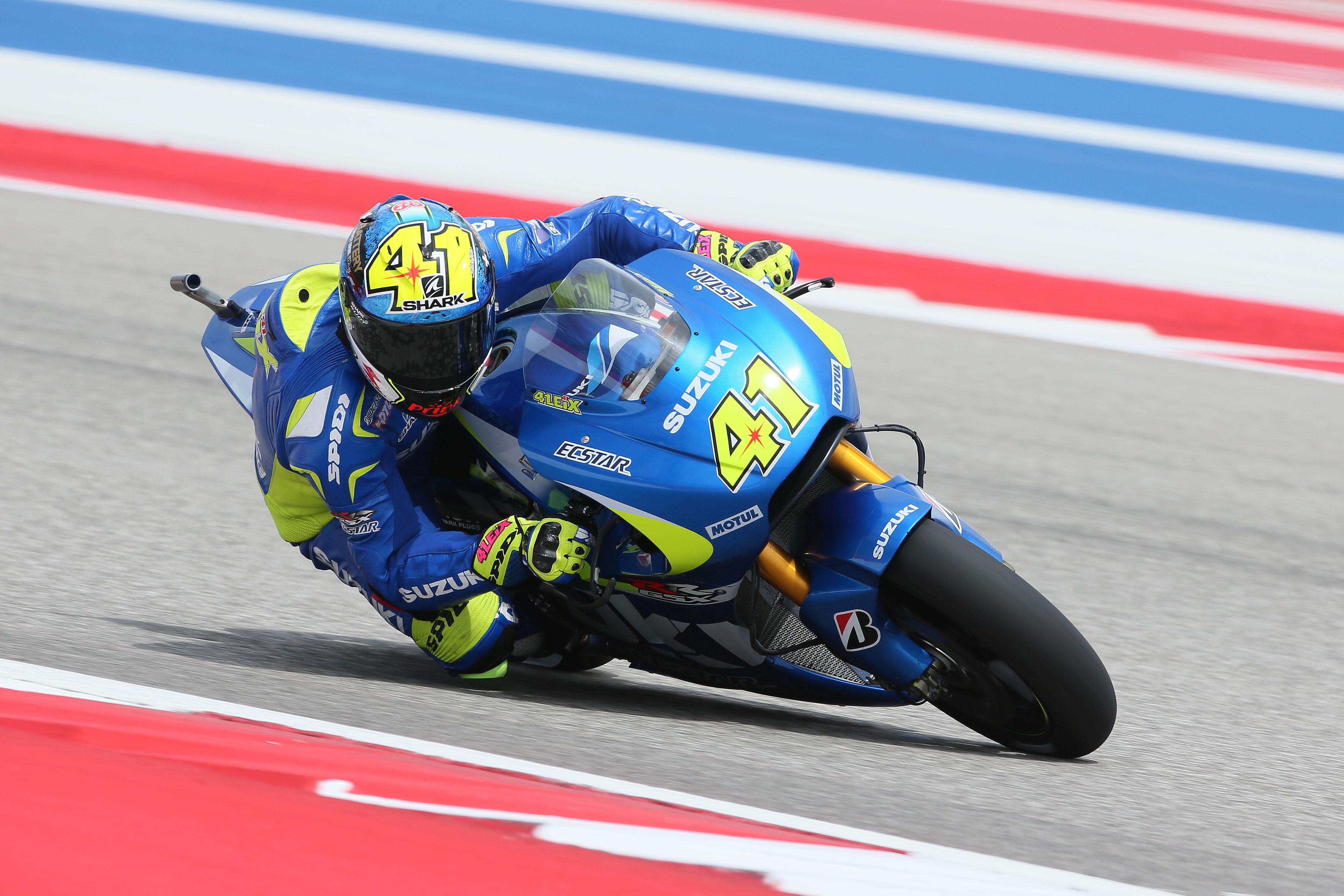 Aleix Espargaro Austin MotoGP 2015