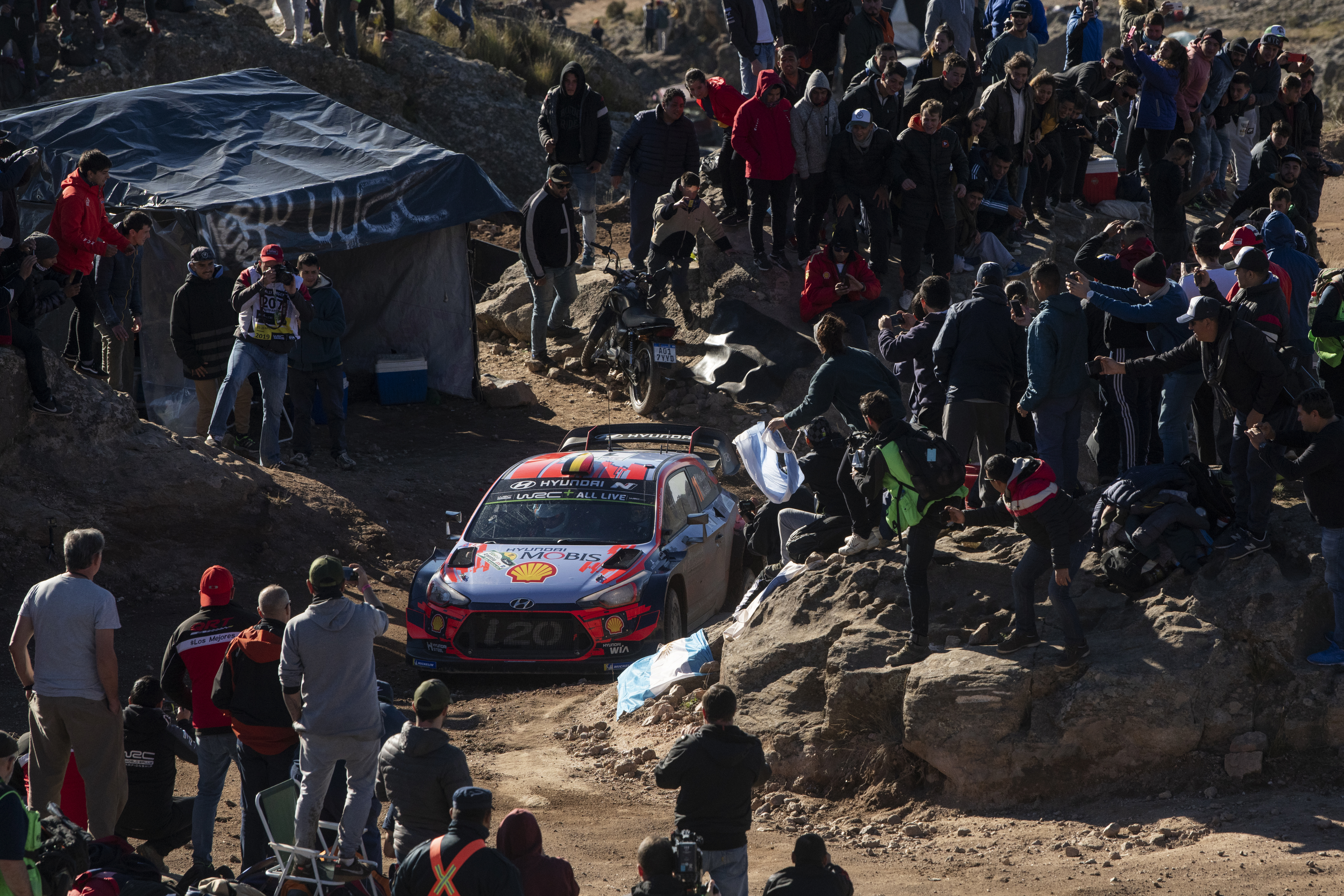 Rally Argentina WRC 2019