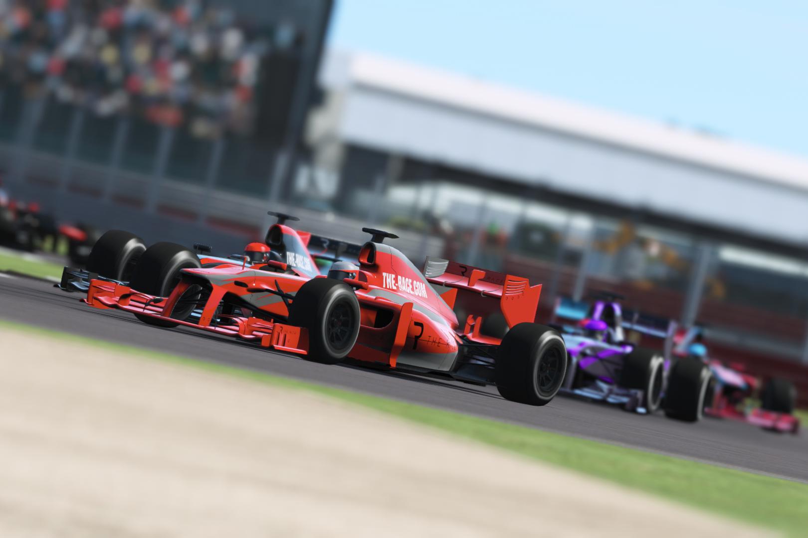 The Race's All-Star Esports Battle