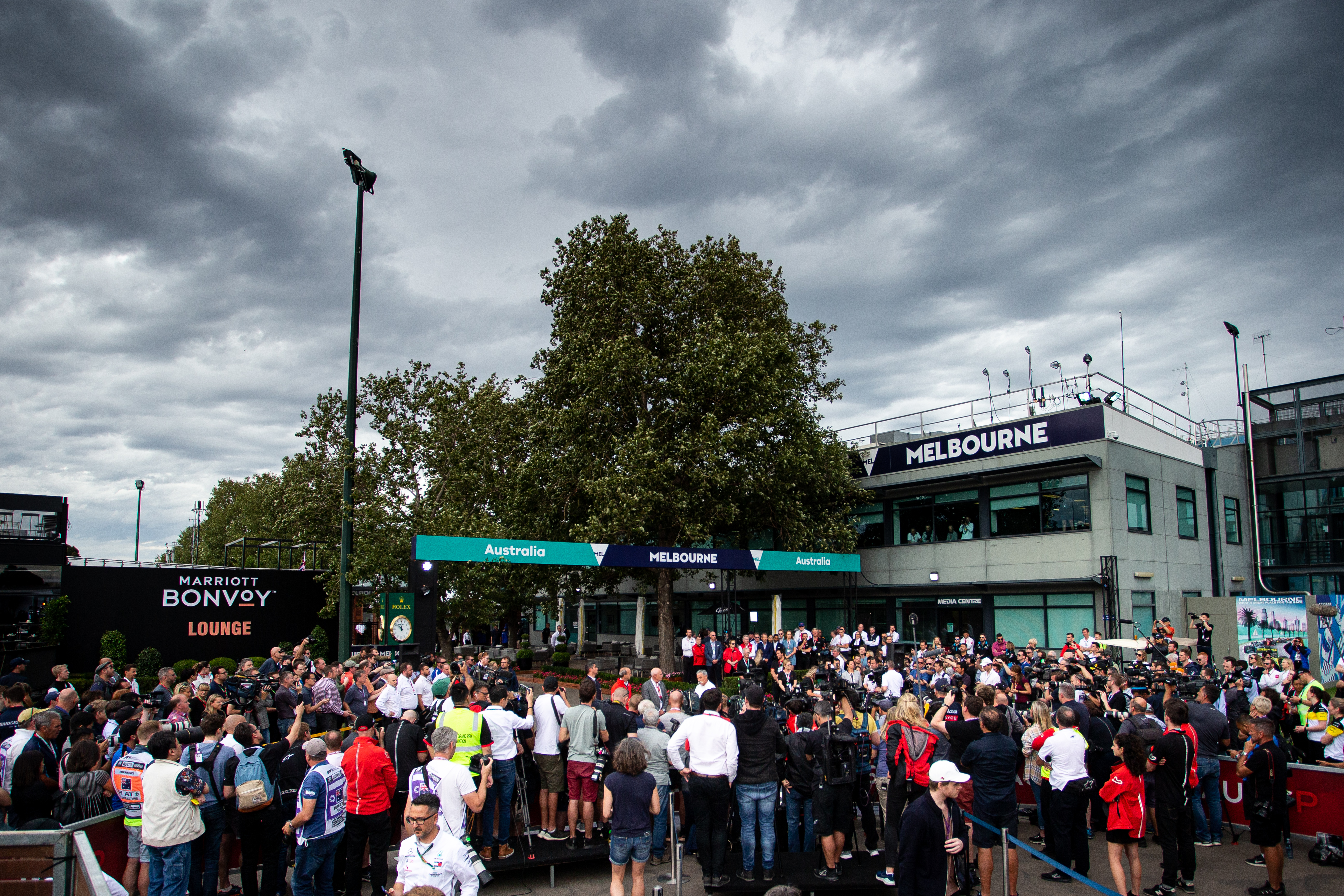 Australian GP Melbourne Albert Park F1 2020