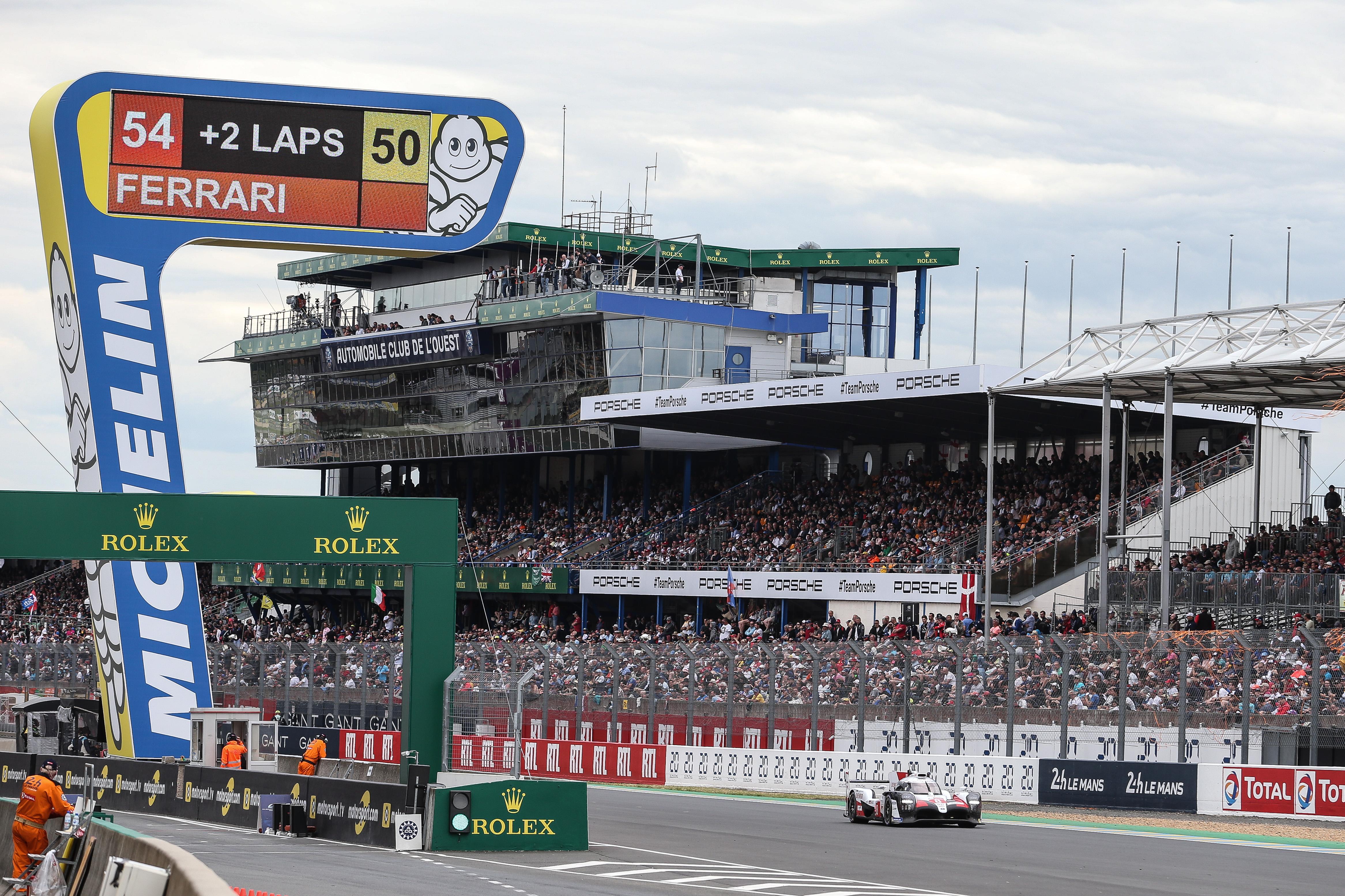 Le Mans 24 Hours postponed