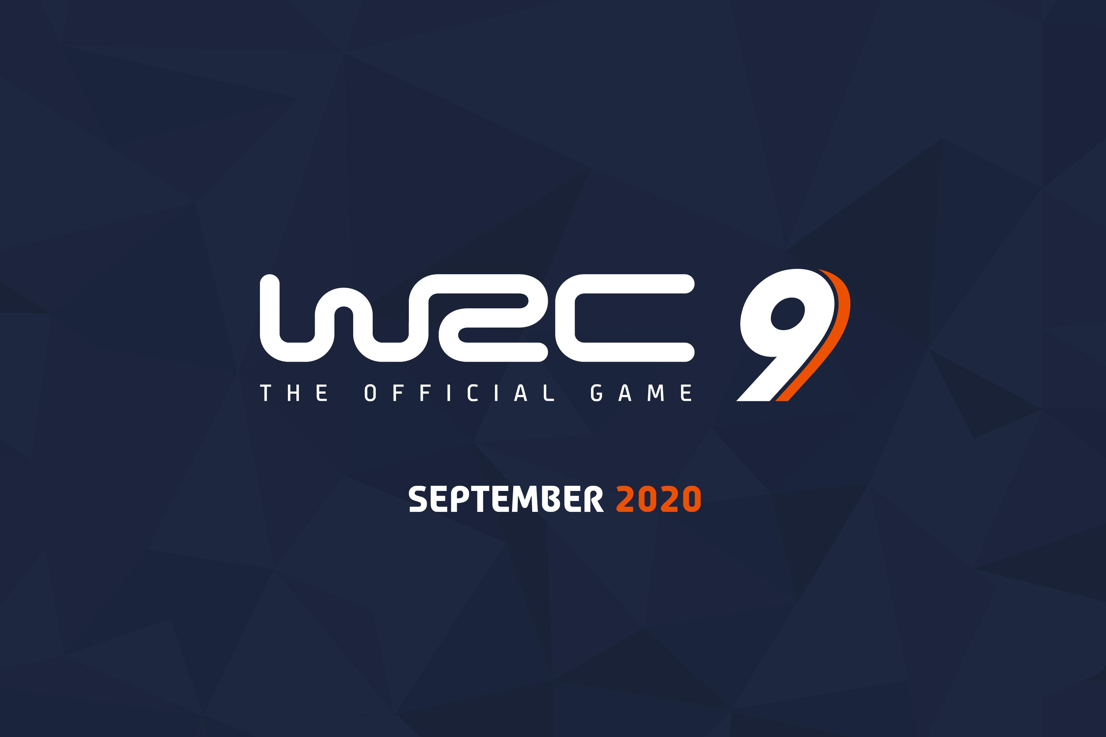 Wrc 9 Logo