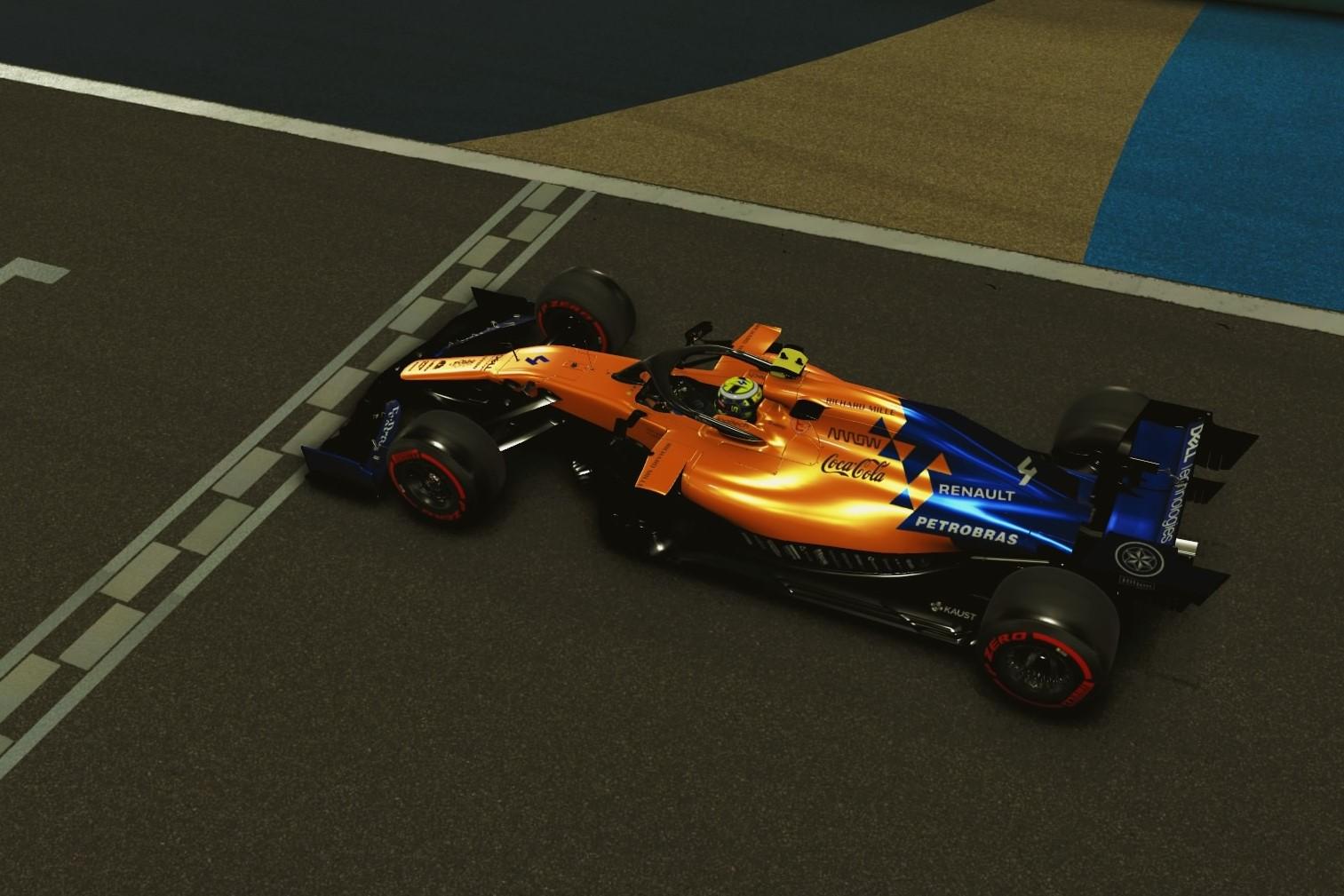 Norris F1 3