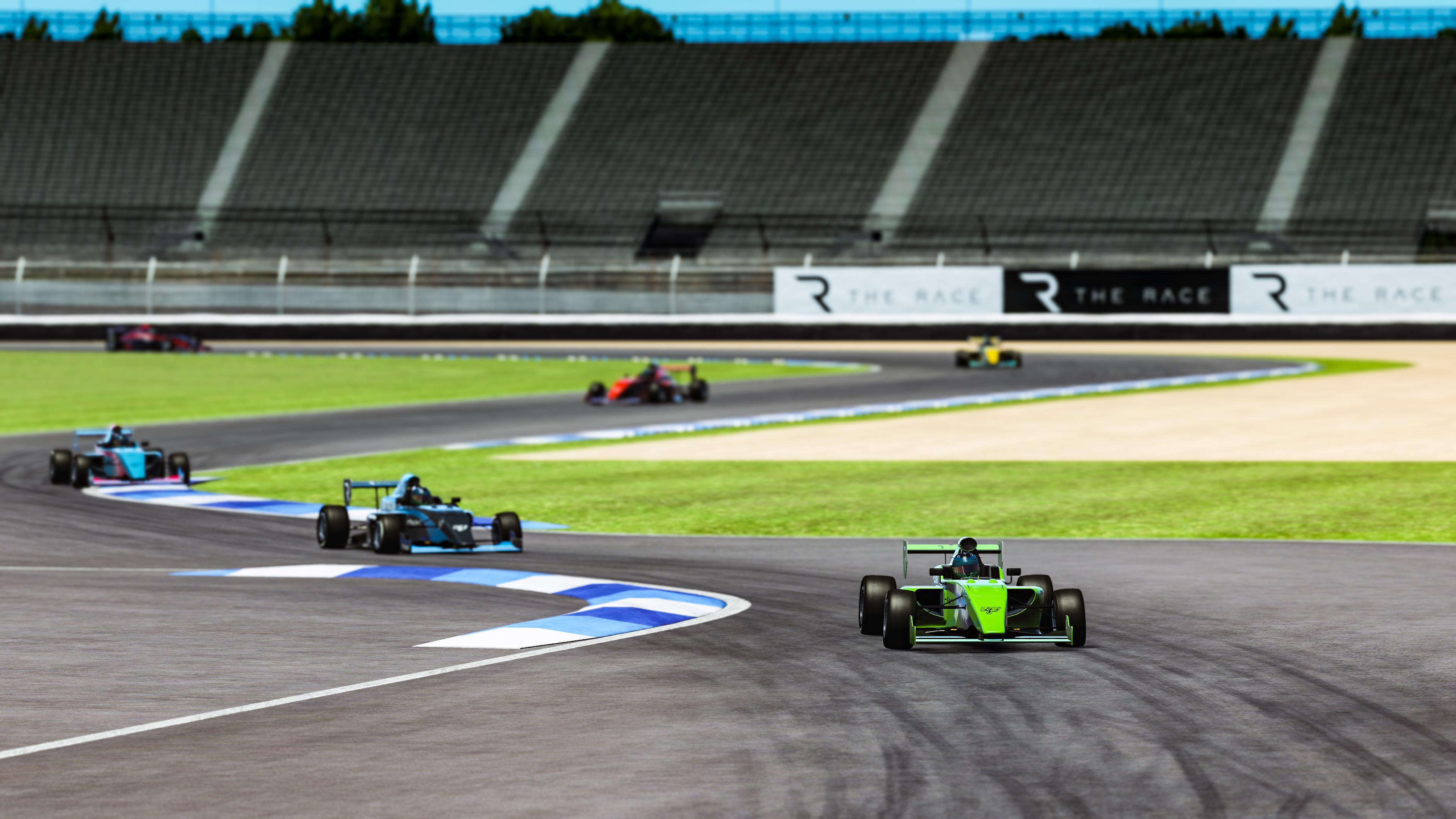 Therace Indyrace10