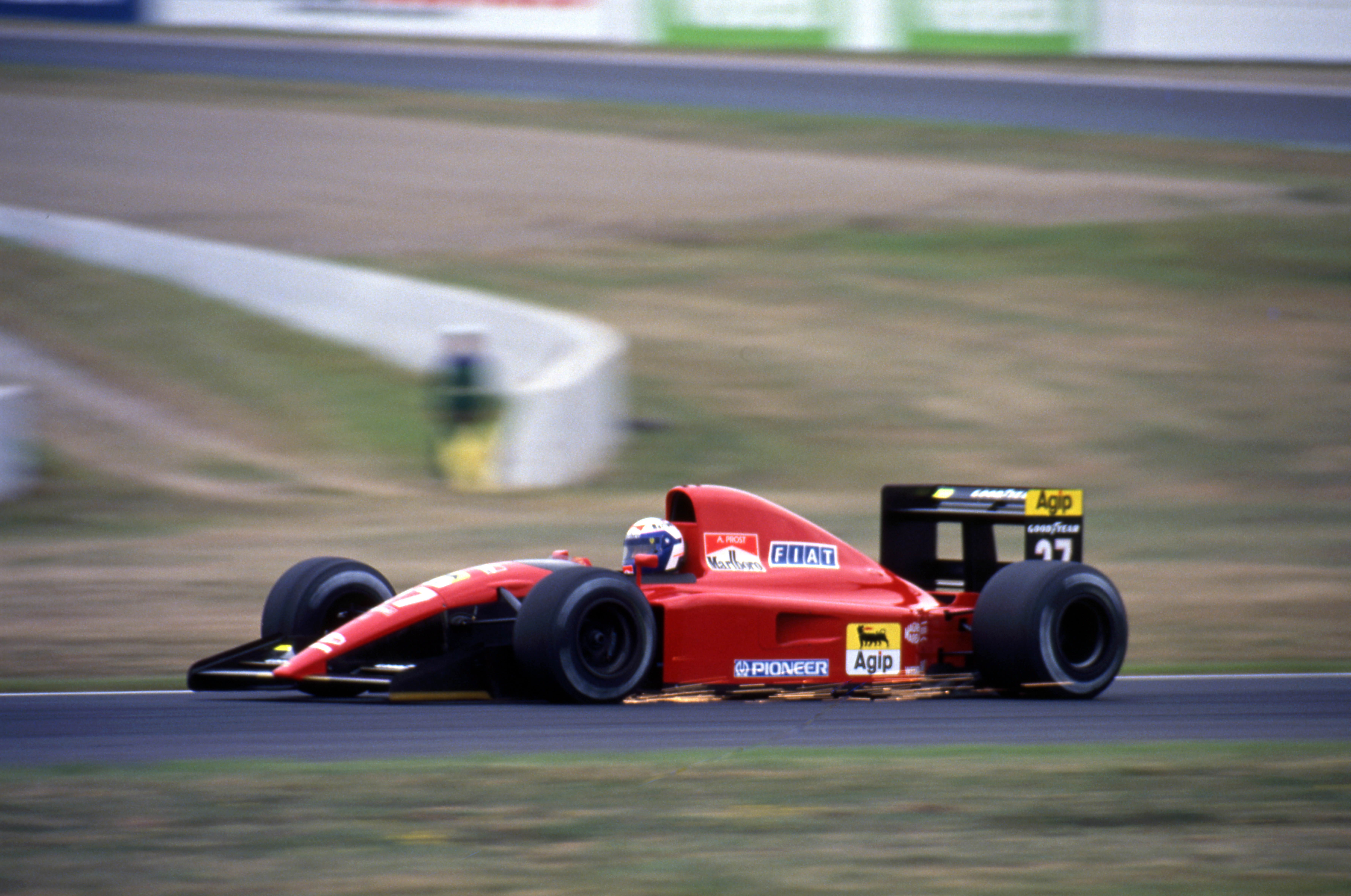 French Grand Prix Magny Cours (fra) 05 07 07 1991