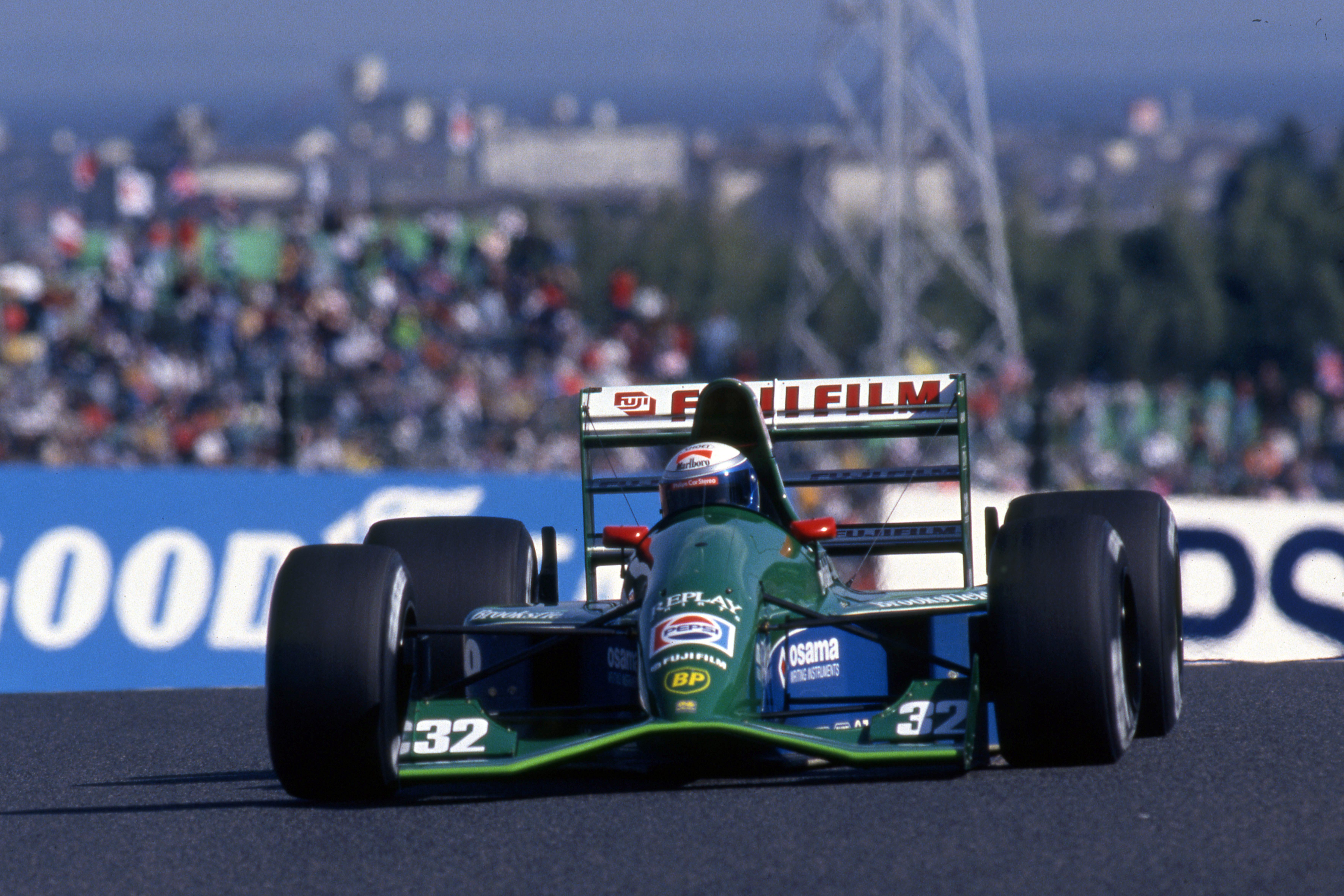 Japanese Grand Prix Suzuka (jpn) 18 20 10 1991