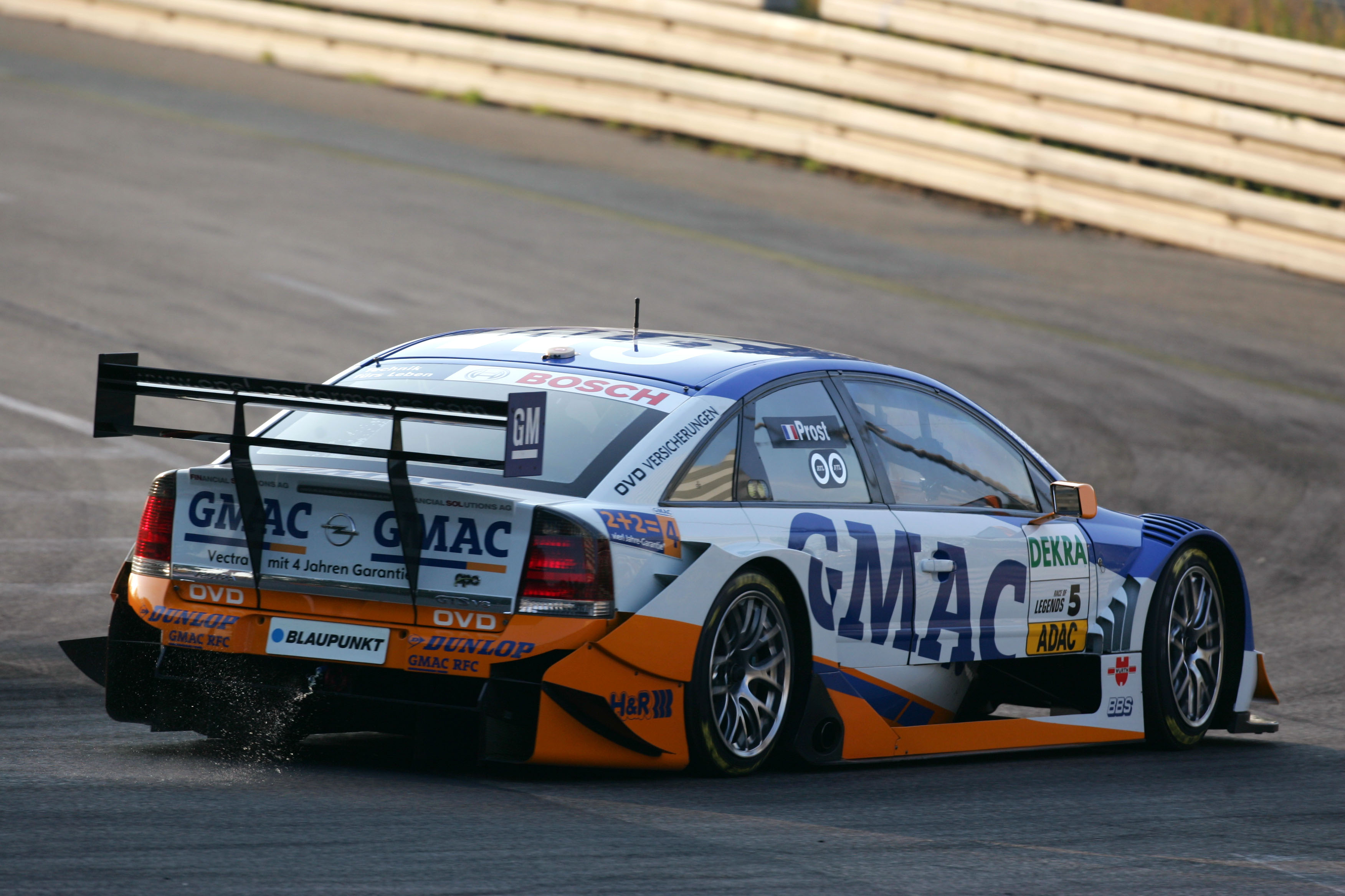 Dtm 2005, Race Of The Legends, Norisring, Saturday