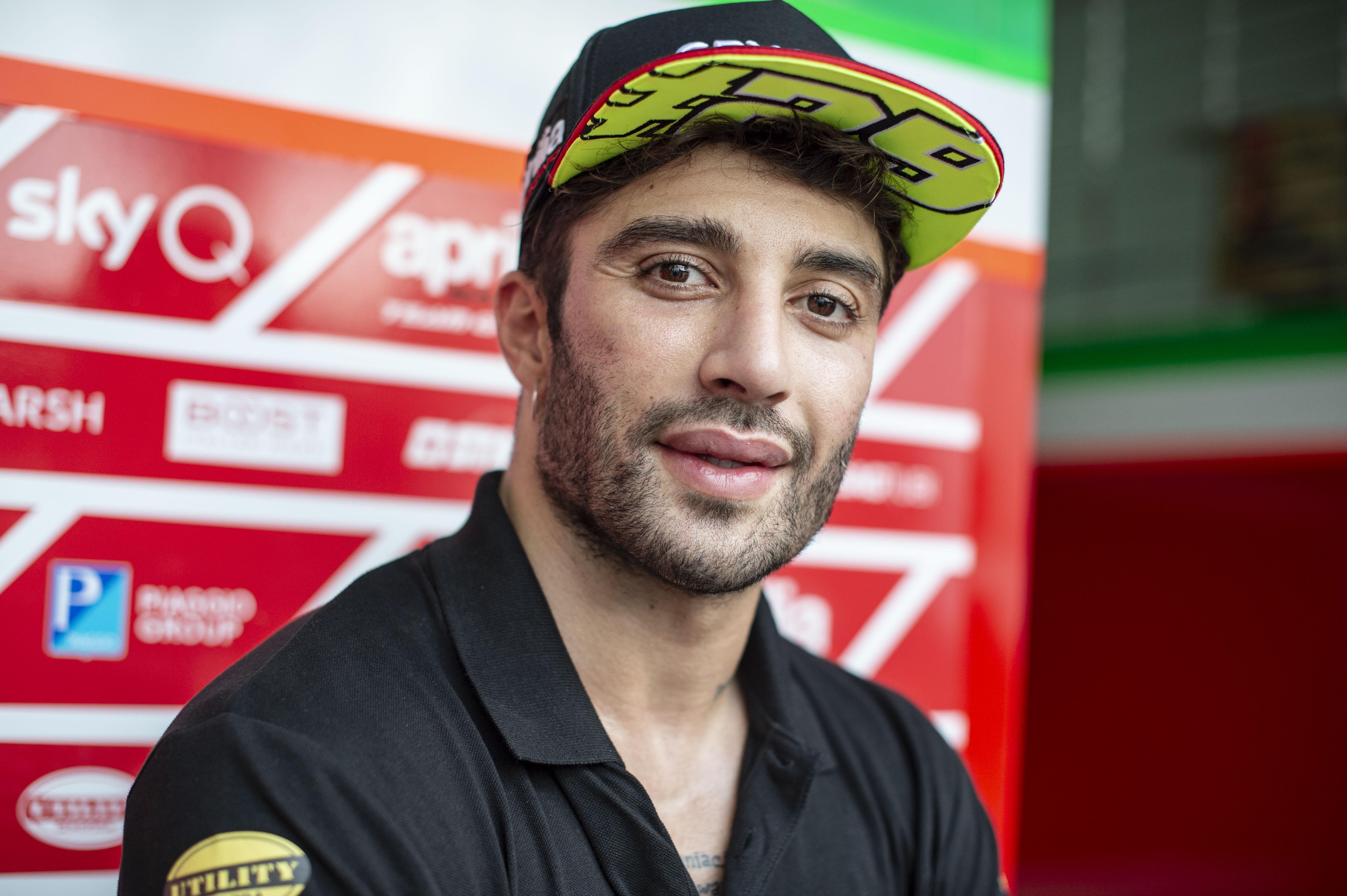 Andrea Iannone 2019