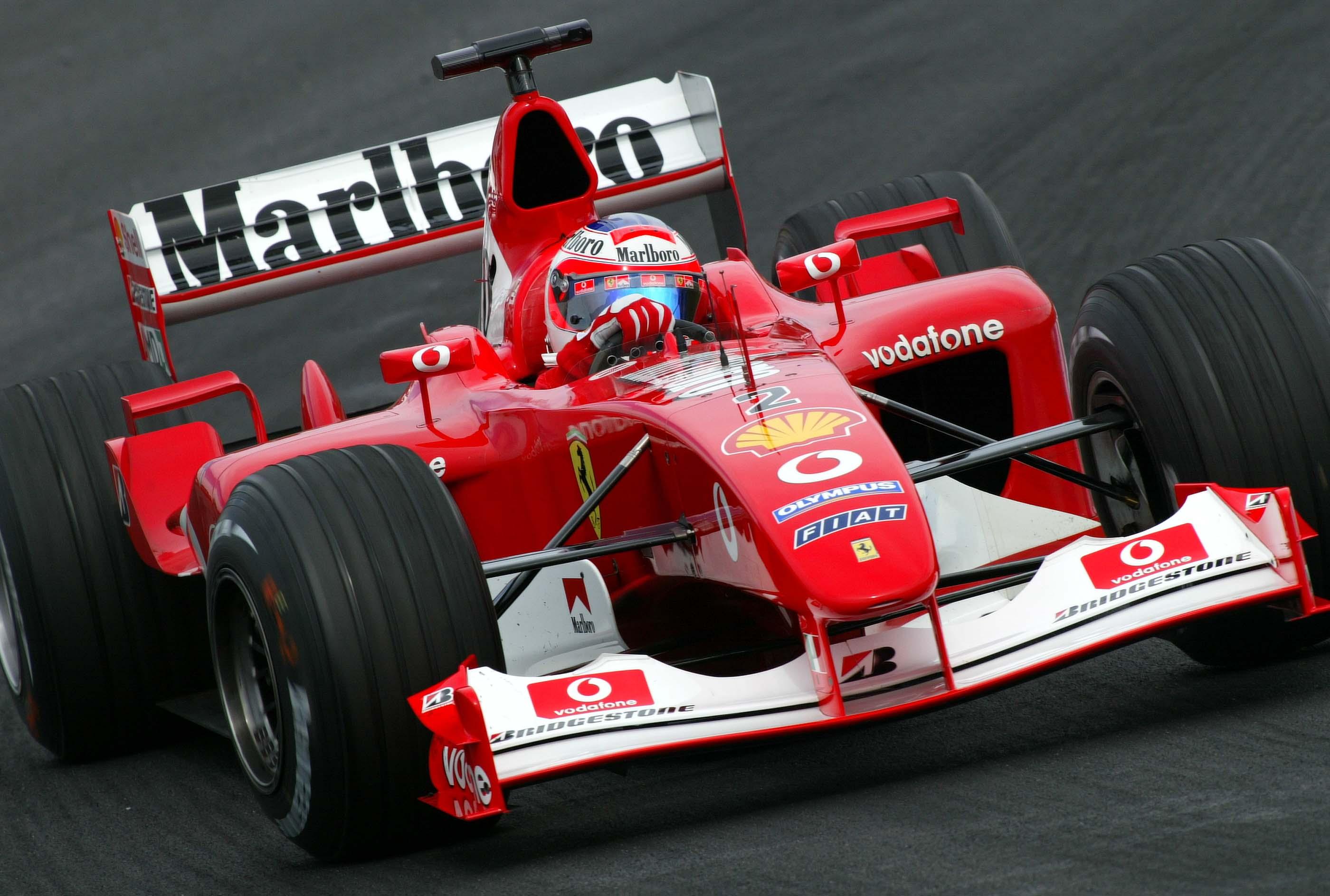 Sao Paolo, F1, Sa, Rubens Barrichello (br, Ferrari)
