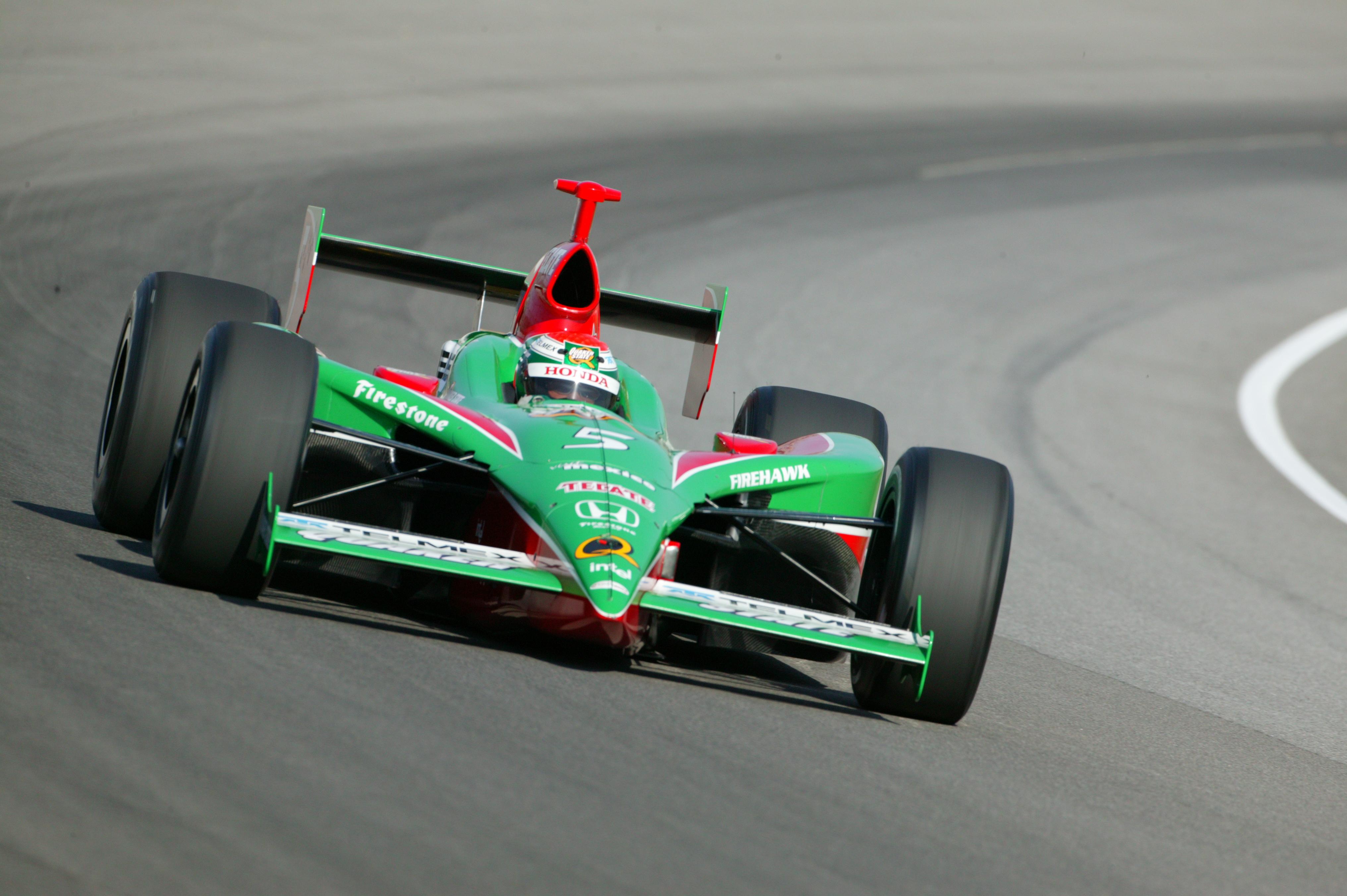 Adrian Fernandez Indianapolis 500 IndyCar
