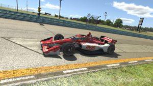 Marcus Ericsson IndyCar iRacing