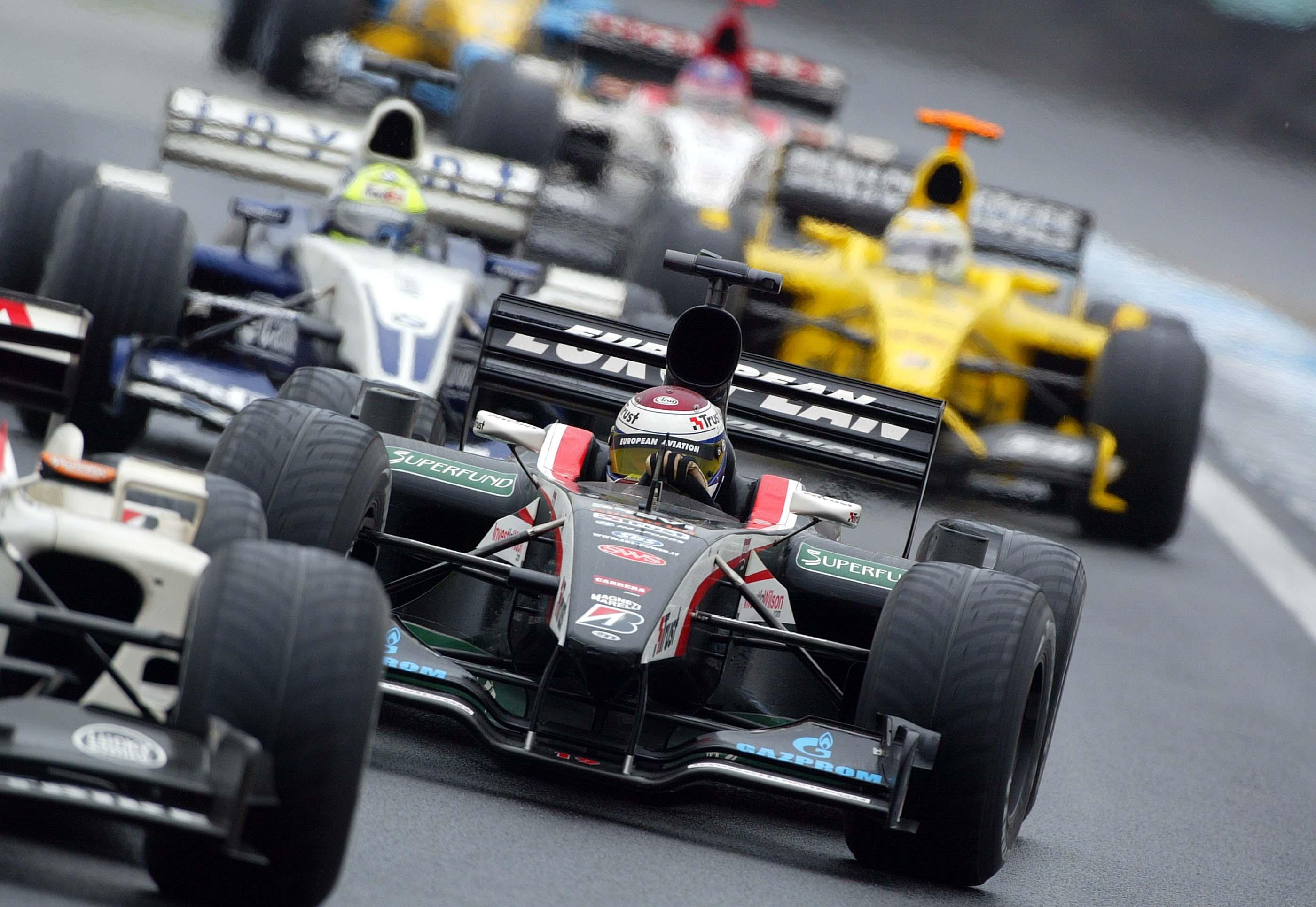 Sao Paolo, F1, So, Rennen, Jv