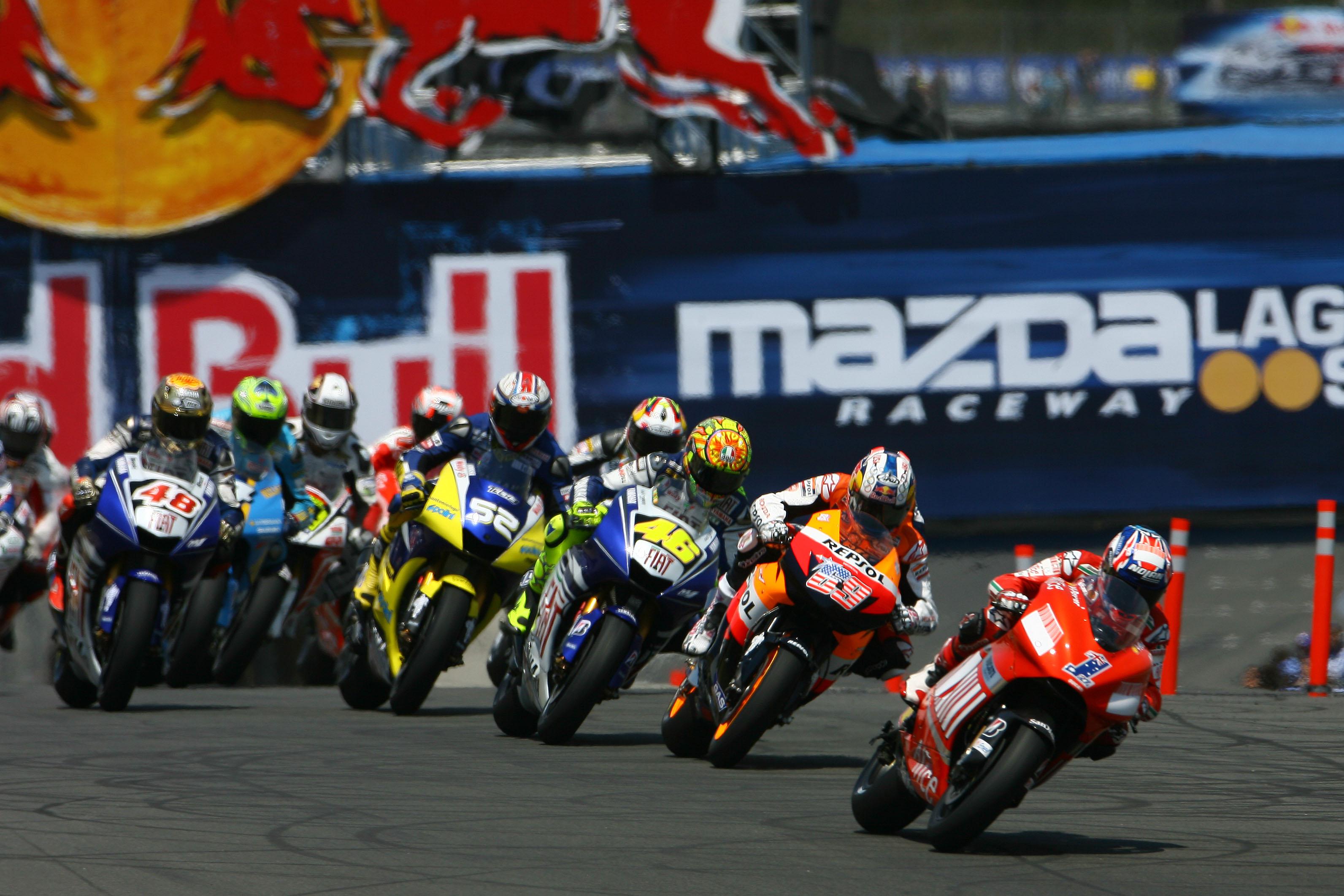 Laguna Seca MotoGP 2008