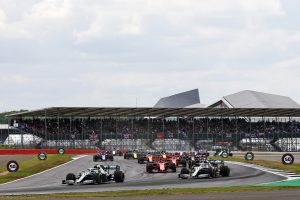 British Grand Prix start Silverstone F1 2019