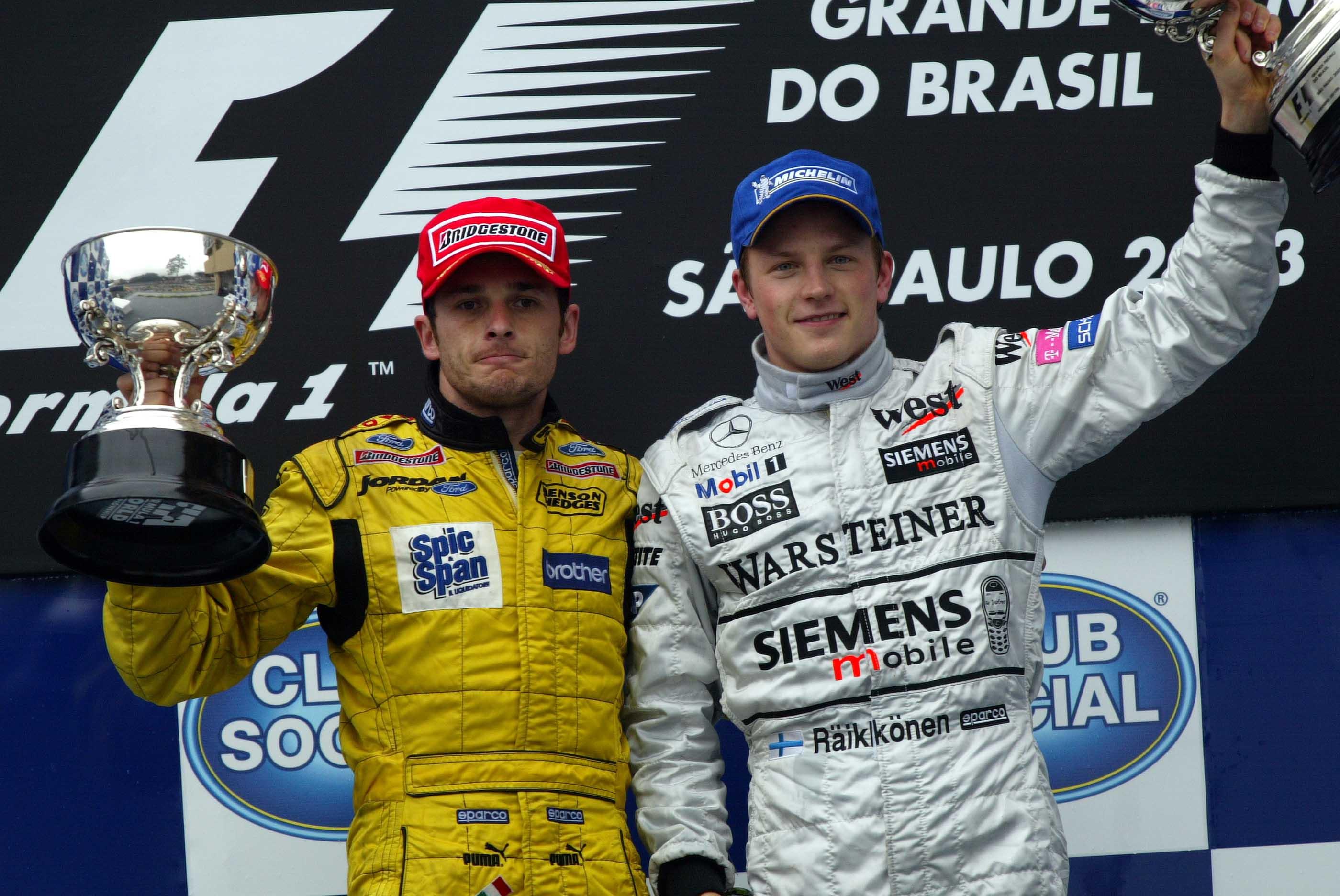 Sao Paolo, F1, So, Podium, Gf, Kr