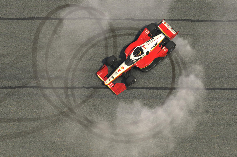 Scott McLaughlin IndyCar iRacing 2020