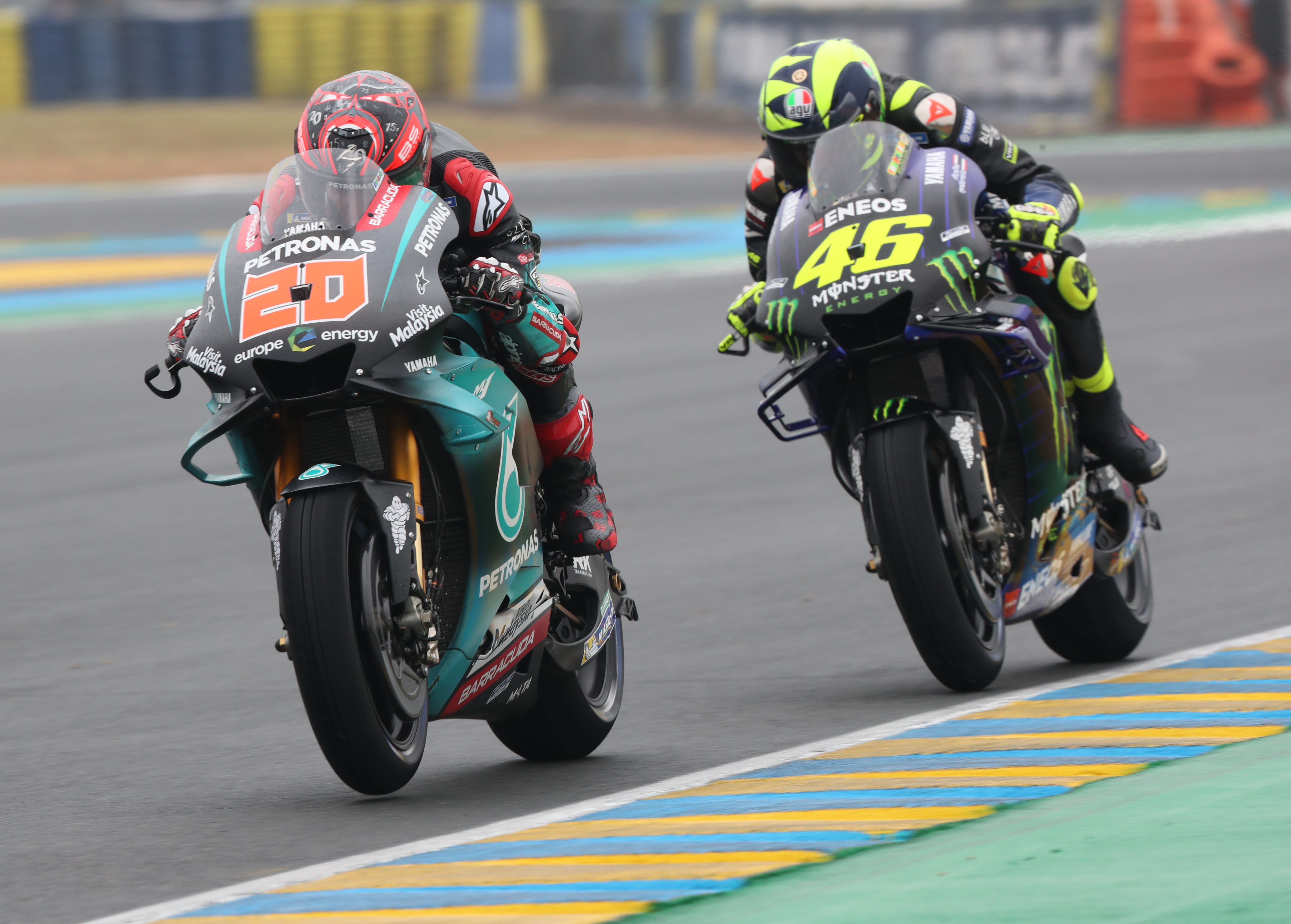 Rossi Has Signed Petronas Yamaha Deal To Stay In Motogp The Race