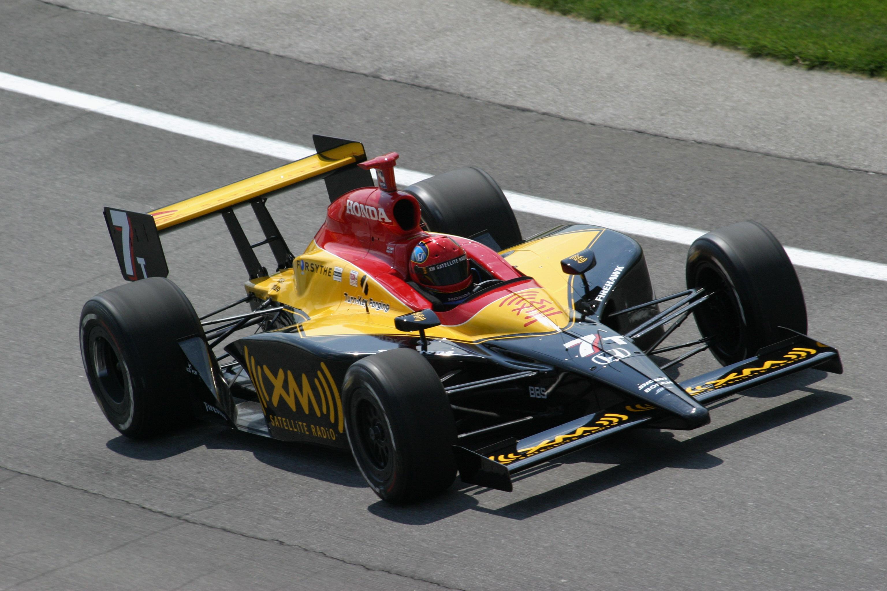 Bryan Herta Andretti-Green Indianapolis 500 2003