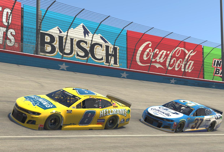 Dale Earnhardt Jr NASCAR iRacing