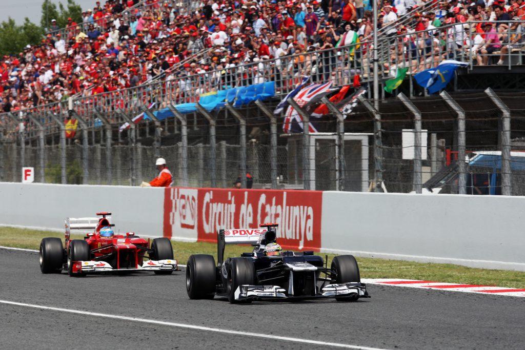 Pastor Maldonado F1 2012