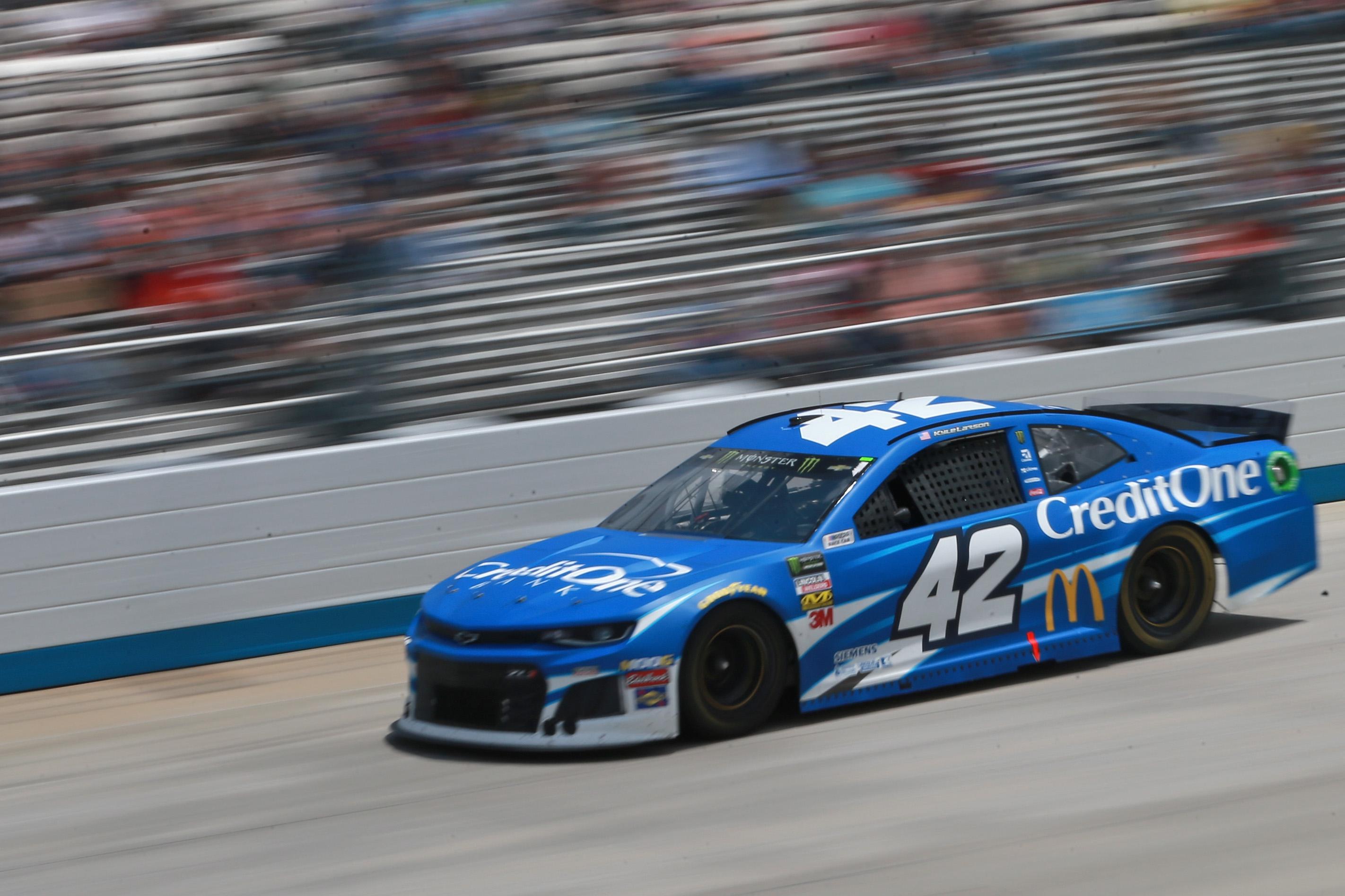 Kyle Larson Ganassi NASCAR 2020