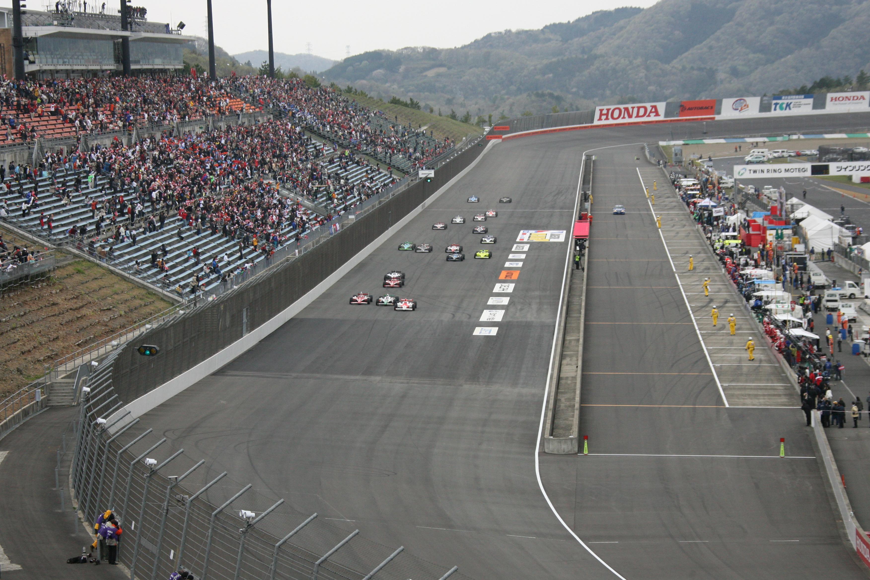 Motegi IndyCar