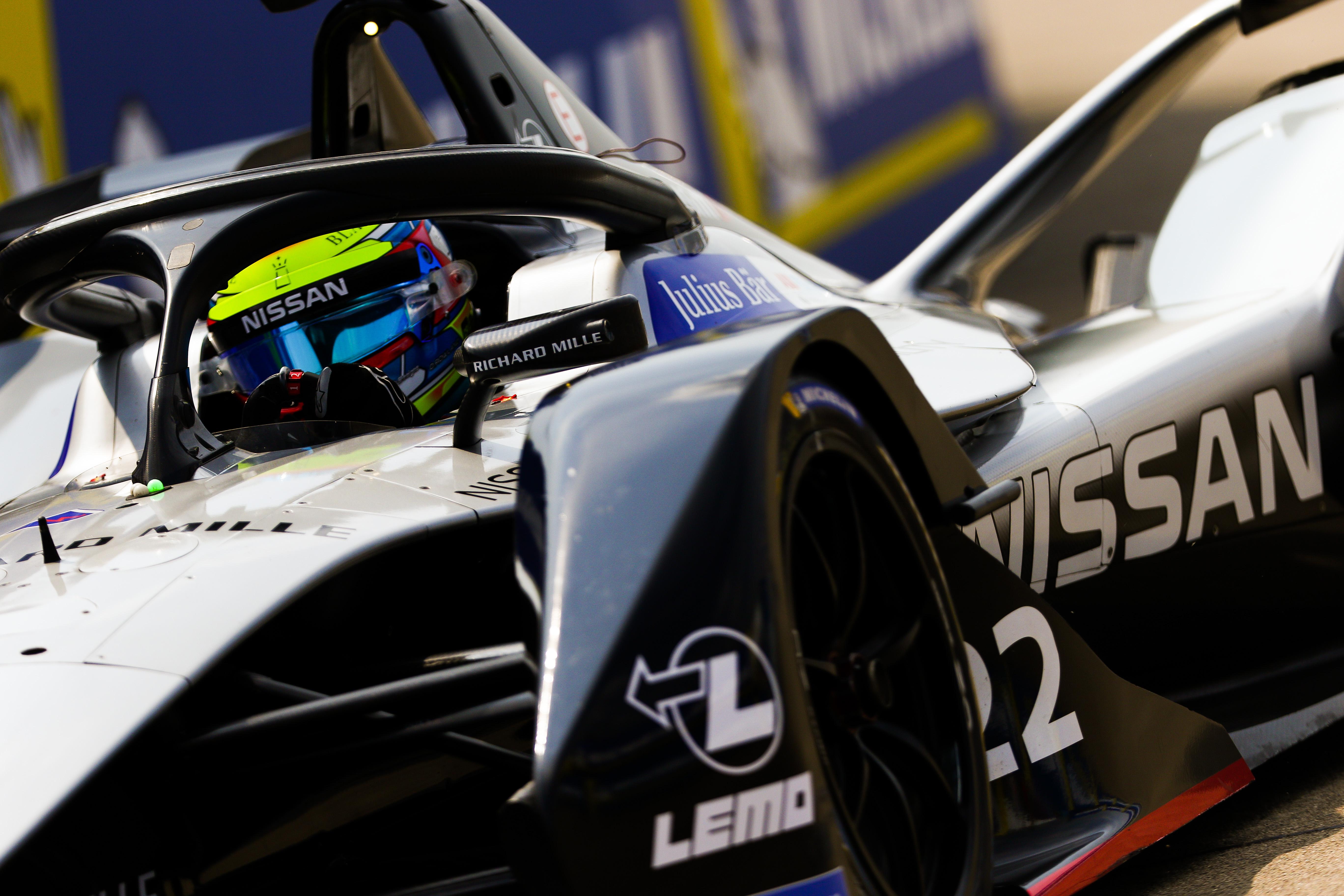 Oliver Rowland, Nissan edams, Formula E